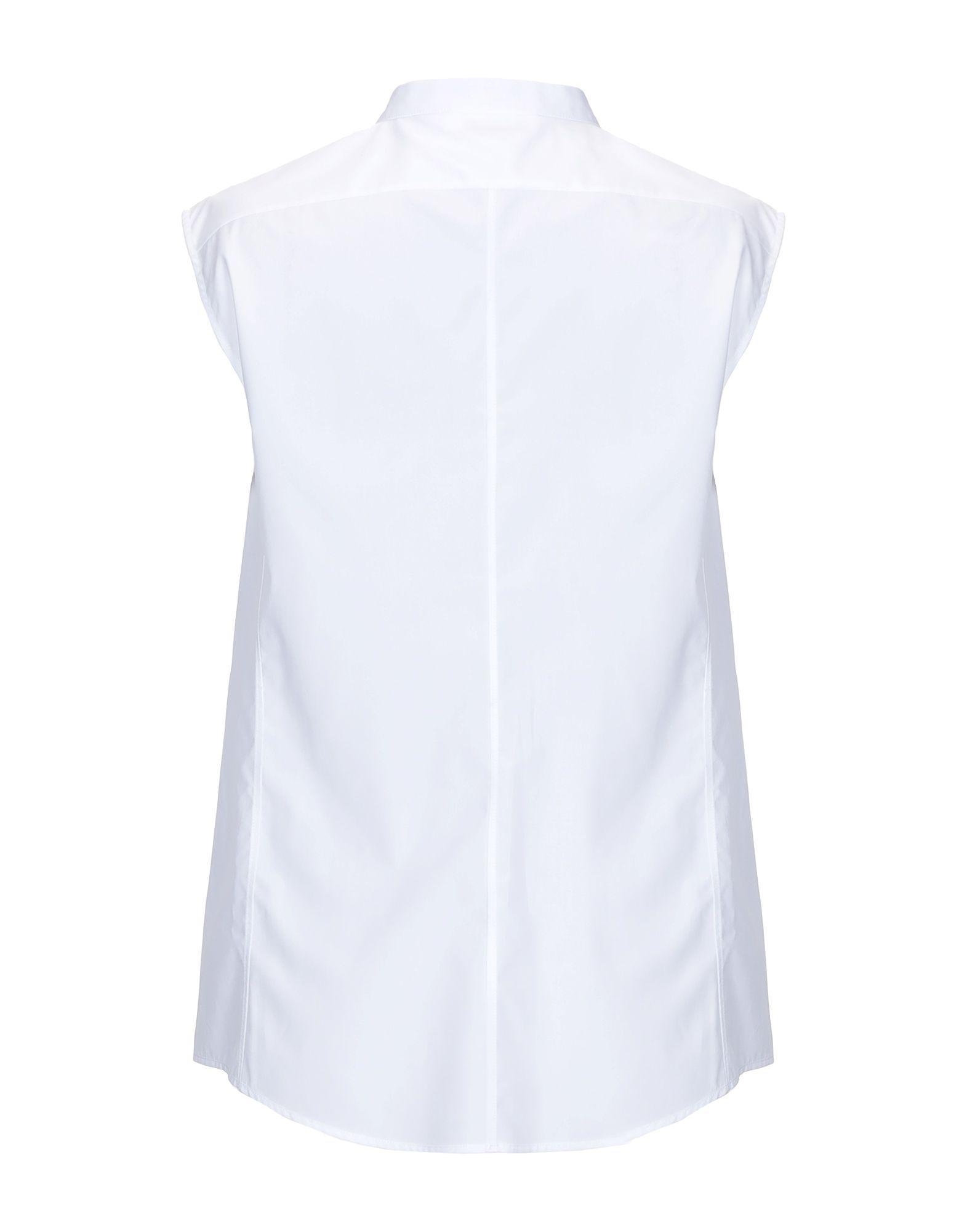 db822872 Lyst - Jil Sander Shirt in White