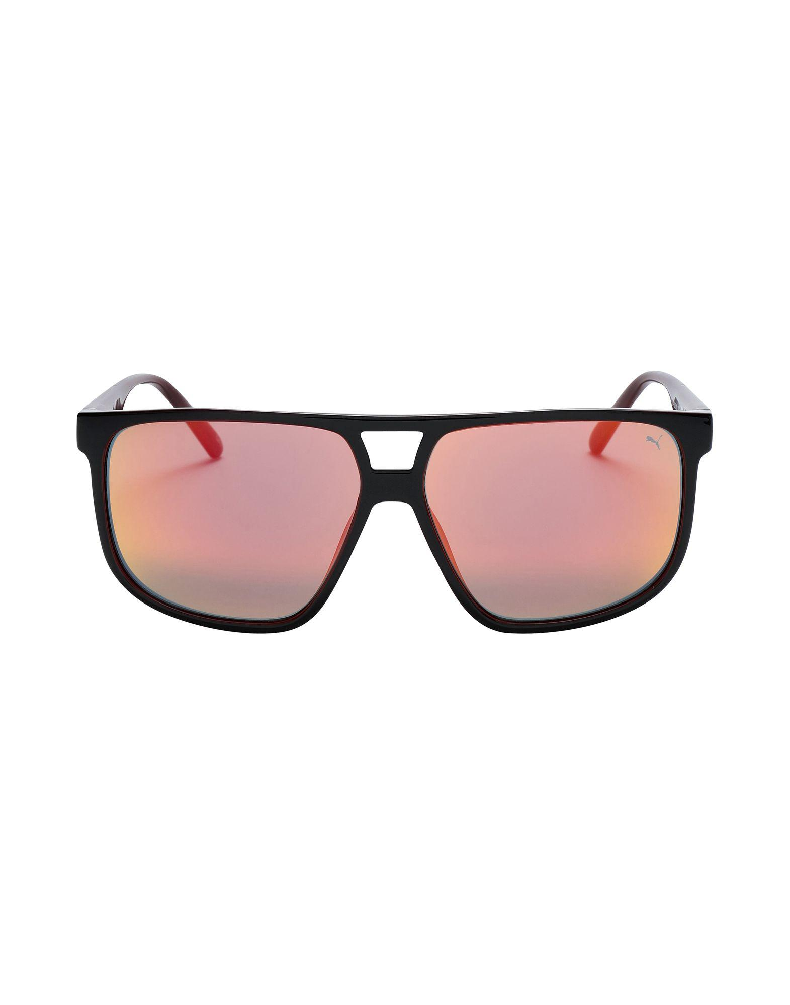 f95acd1c7d7 Lyst - Lunettes de soleil PUMA pour homme en coloris Noir
