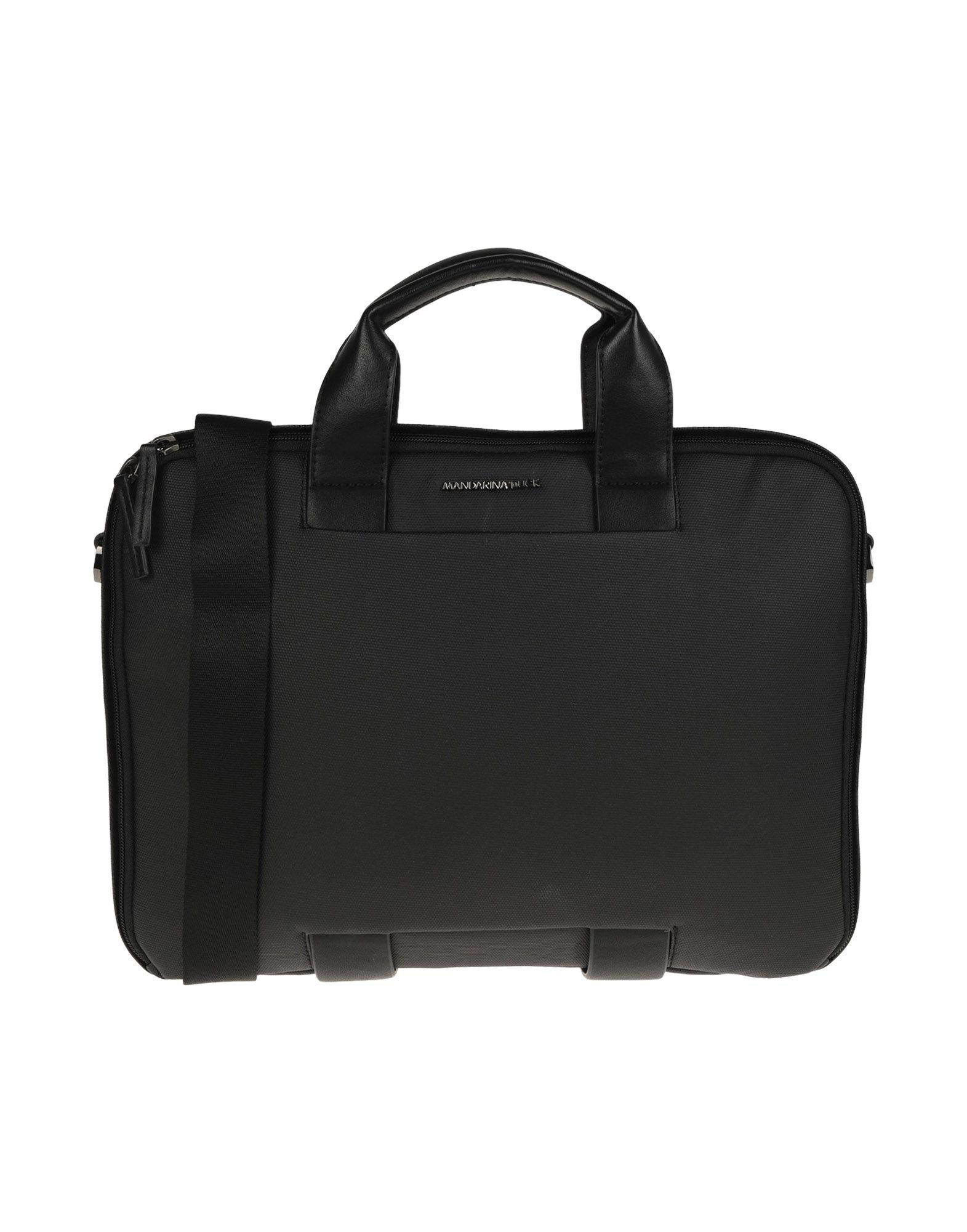 355f6fa83a5b Lyst - Mandarina Duck Work Bags in Black for Men