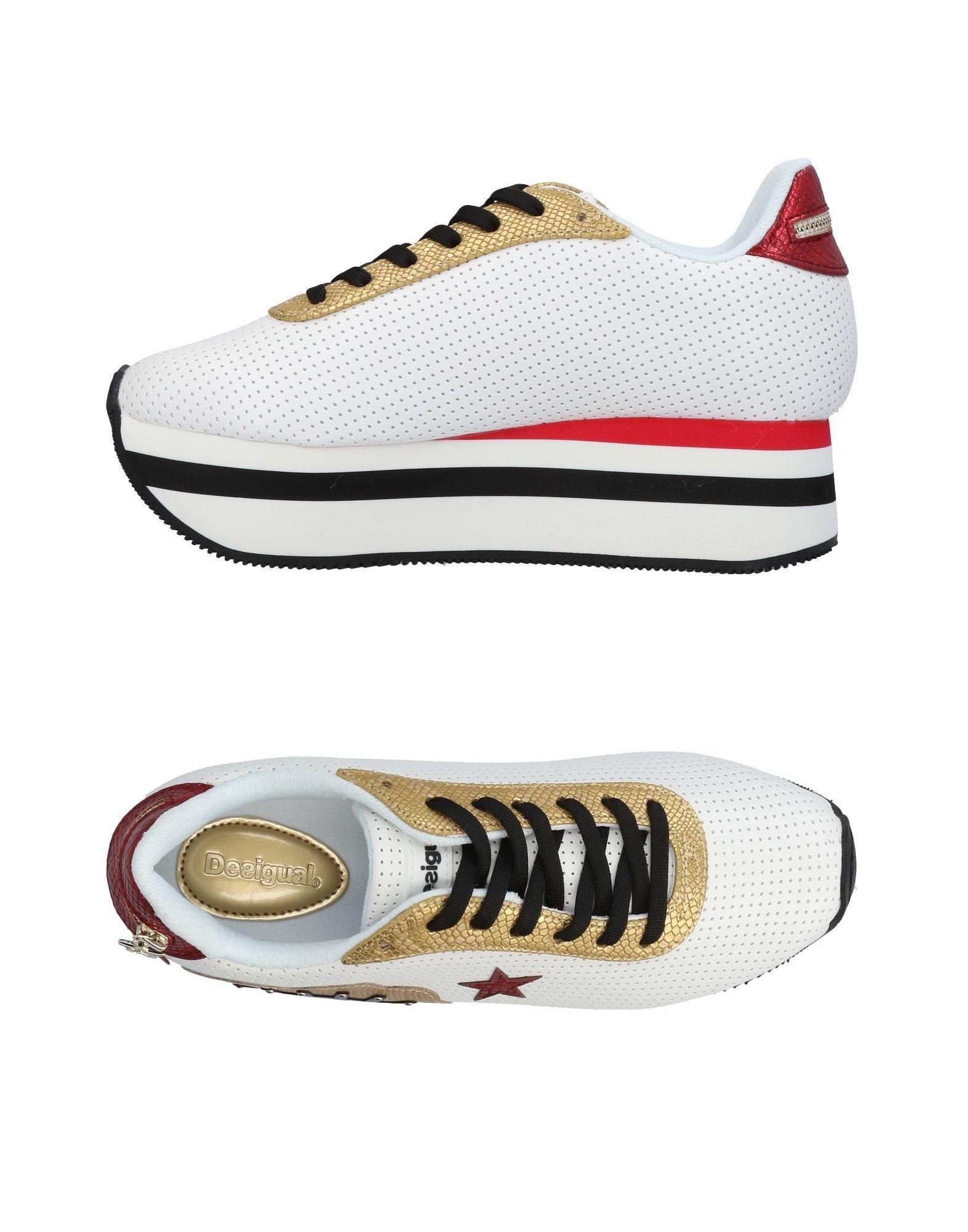 Desigual Bas-tops Et Chaussures De Sport es8OgMA