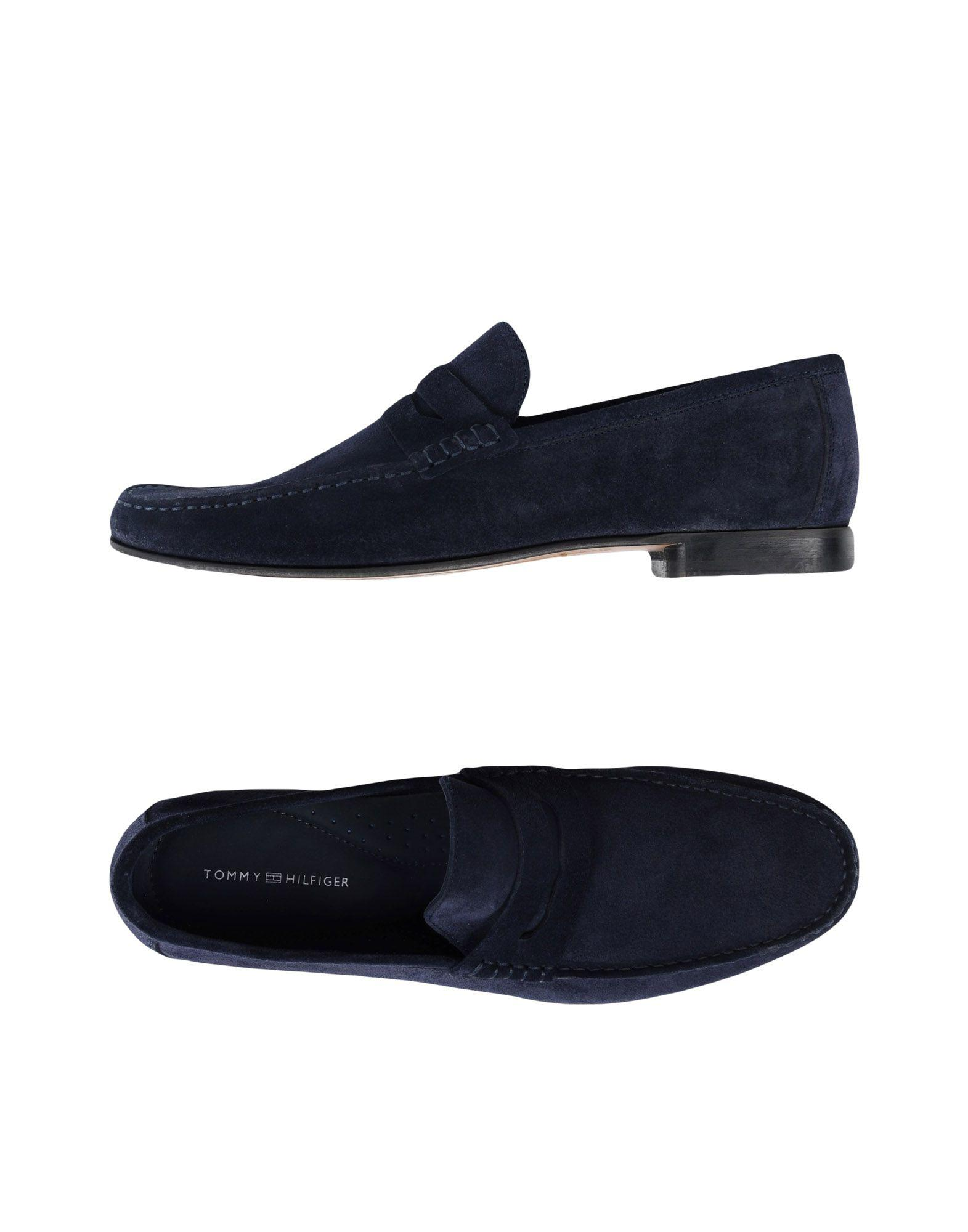 f12b782b255f2 Lyst - Tommy Hilfiger Loafer in Blue for Men