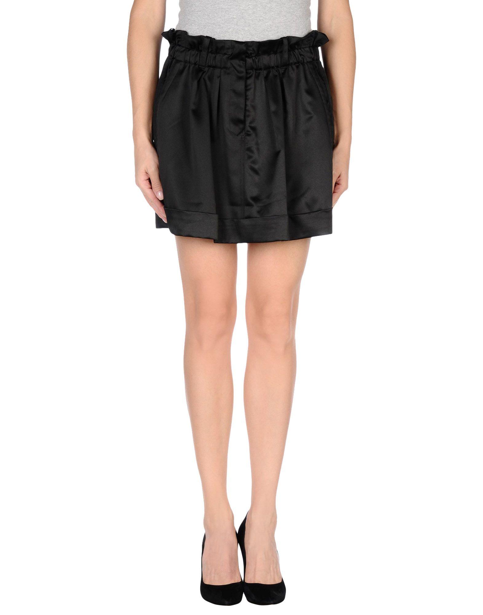 Love moschino Mini Skirt in Black