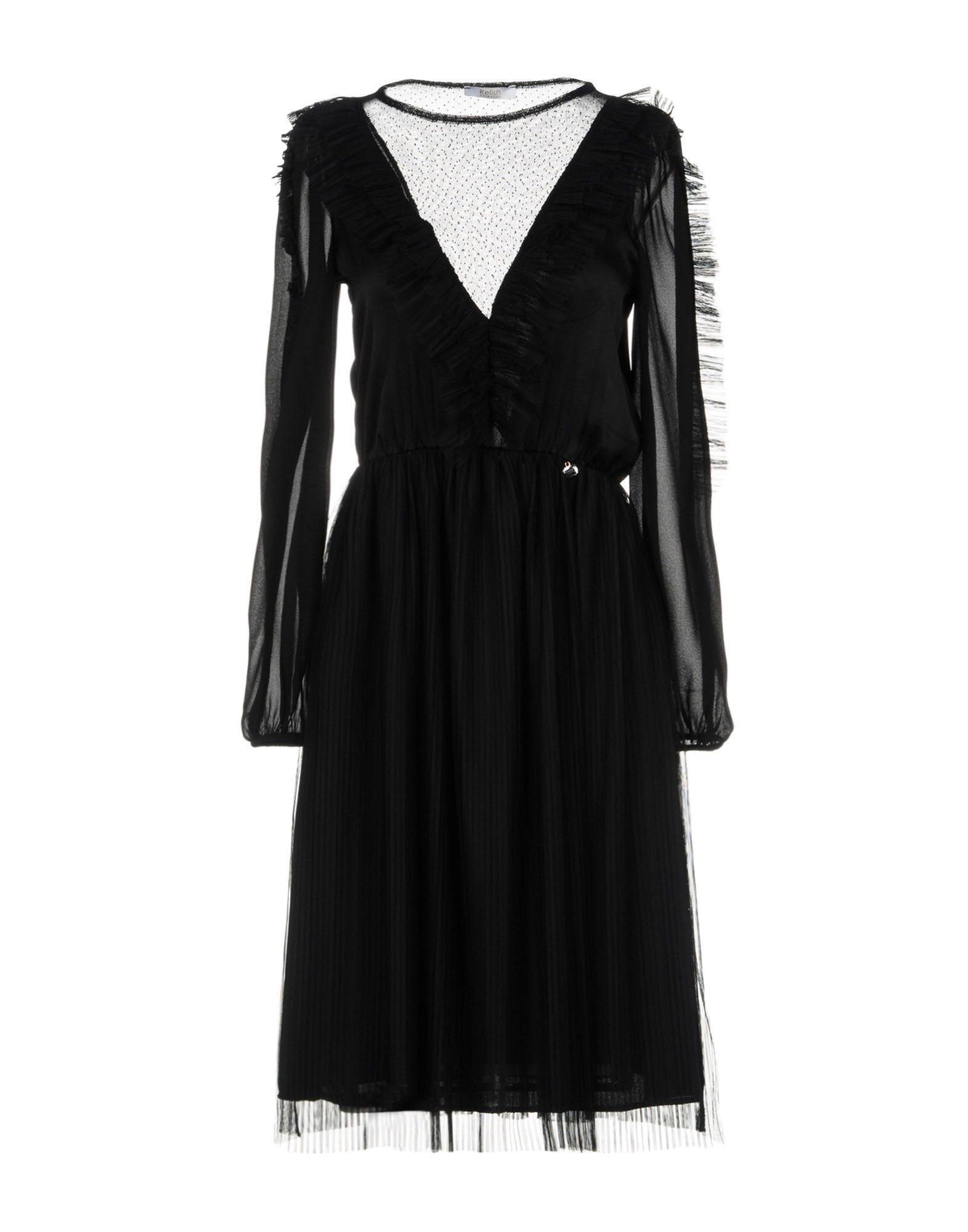 DRESSES - 3/4 length dresses Relish BjLSnv