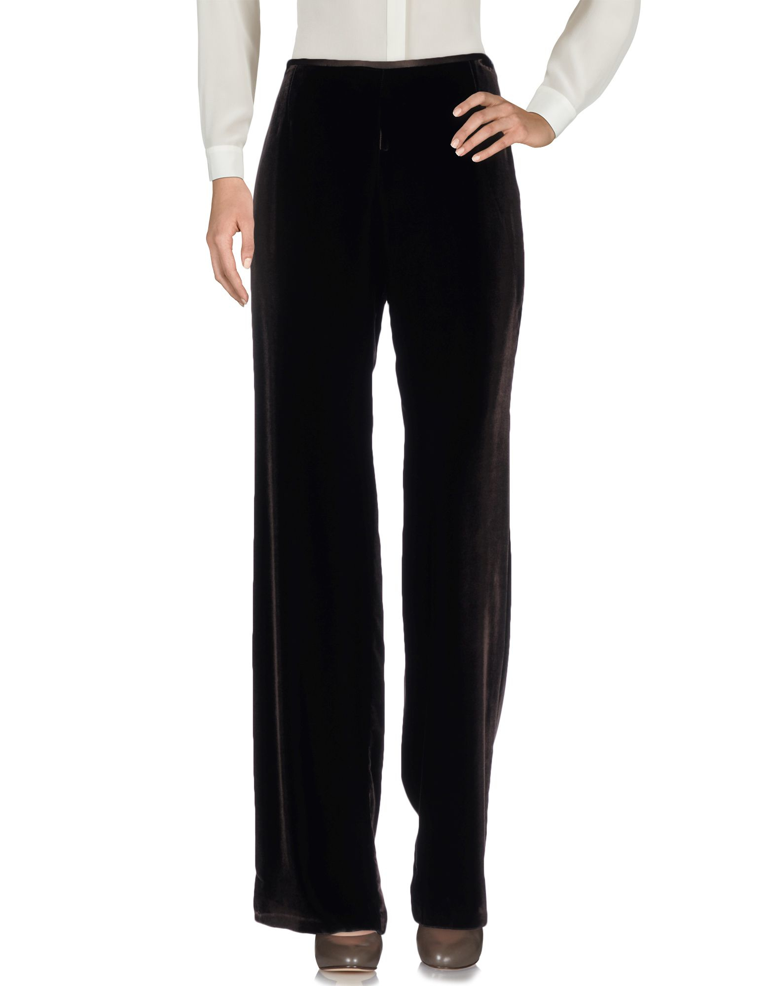 Wonderful Dark Brown Dress Pants Women  Wwwgalleryhipcom  The Hippest Pics
