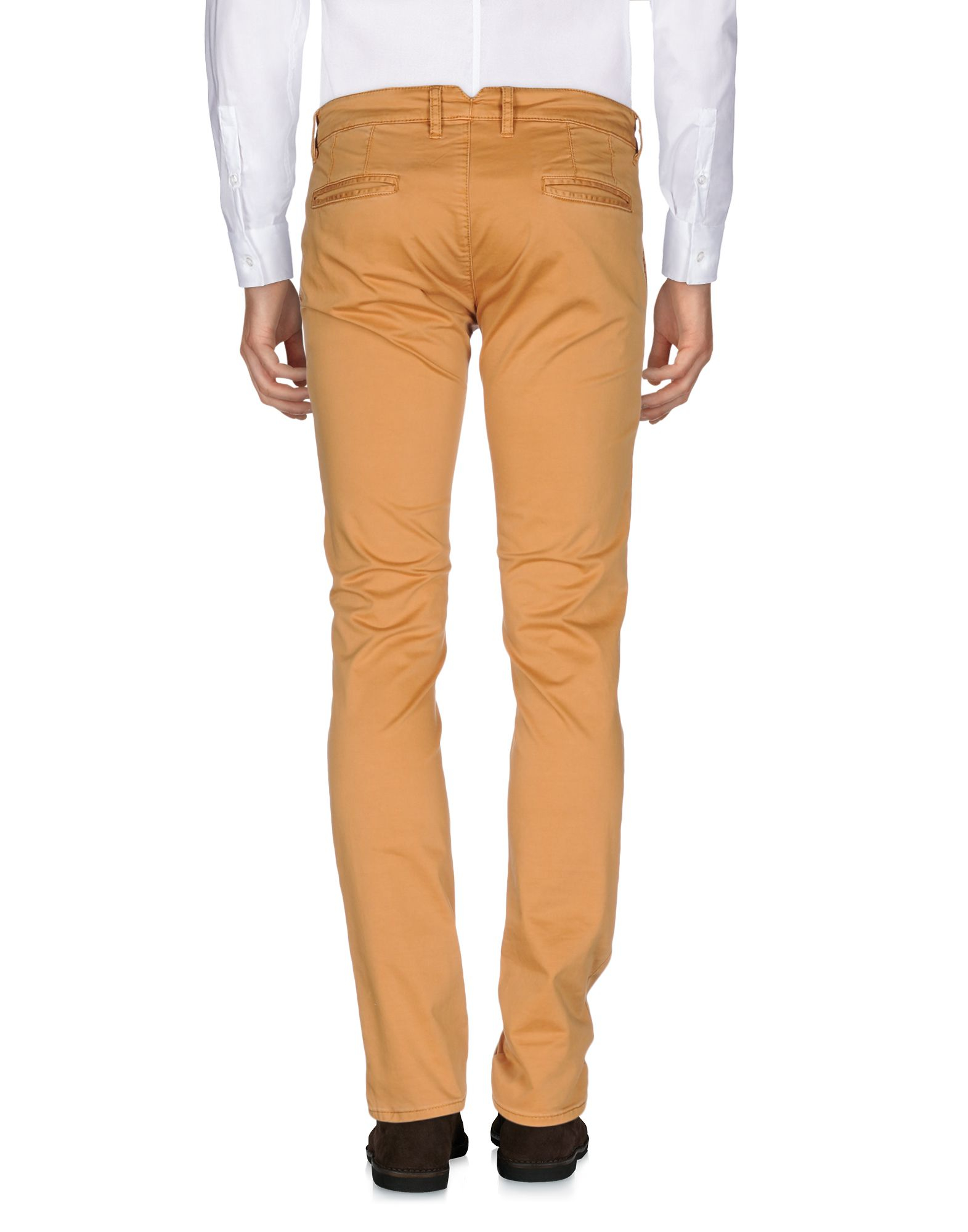 Armani jeans Casual Pants in Brown for Men