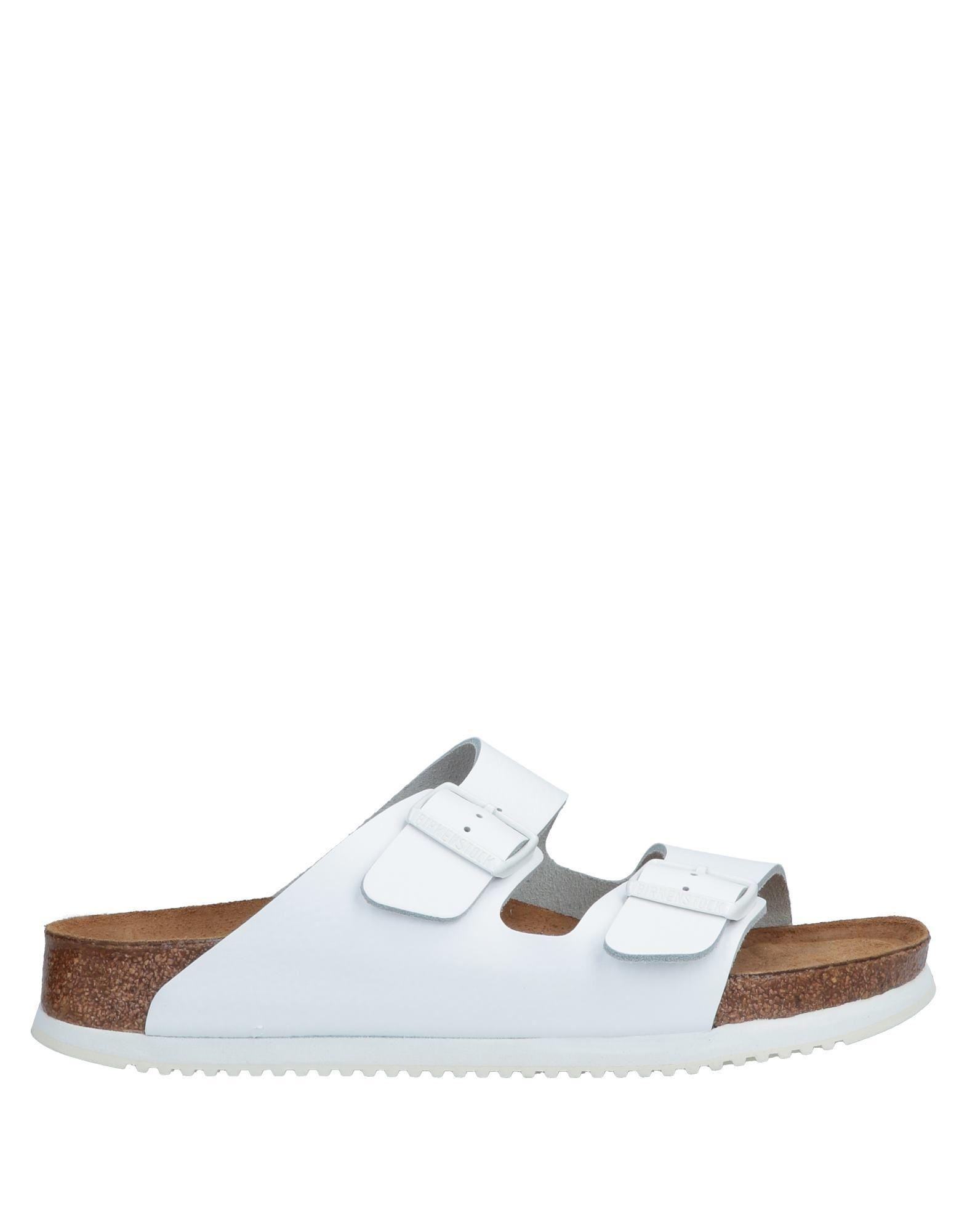 dad487d89bd Lyst - Birkenstock Sandals in White for Men