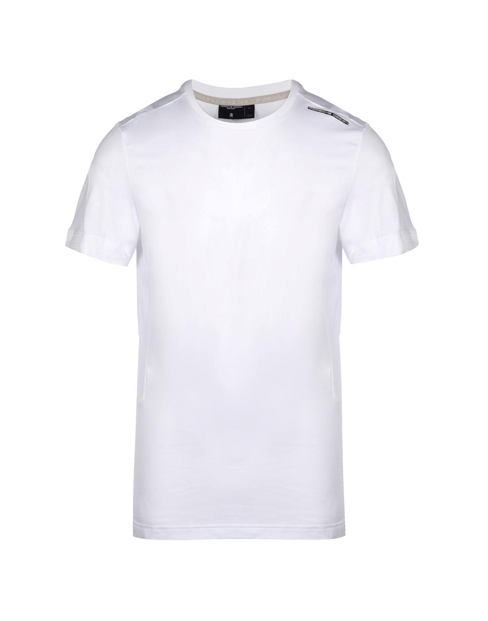 White t shirt for design - Porsche Design Men S White T Shirt