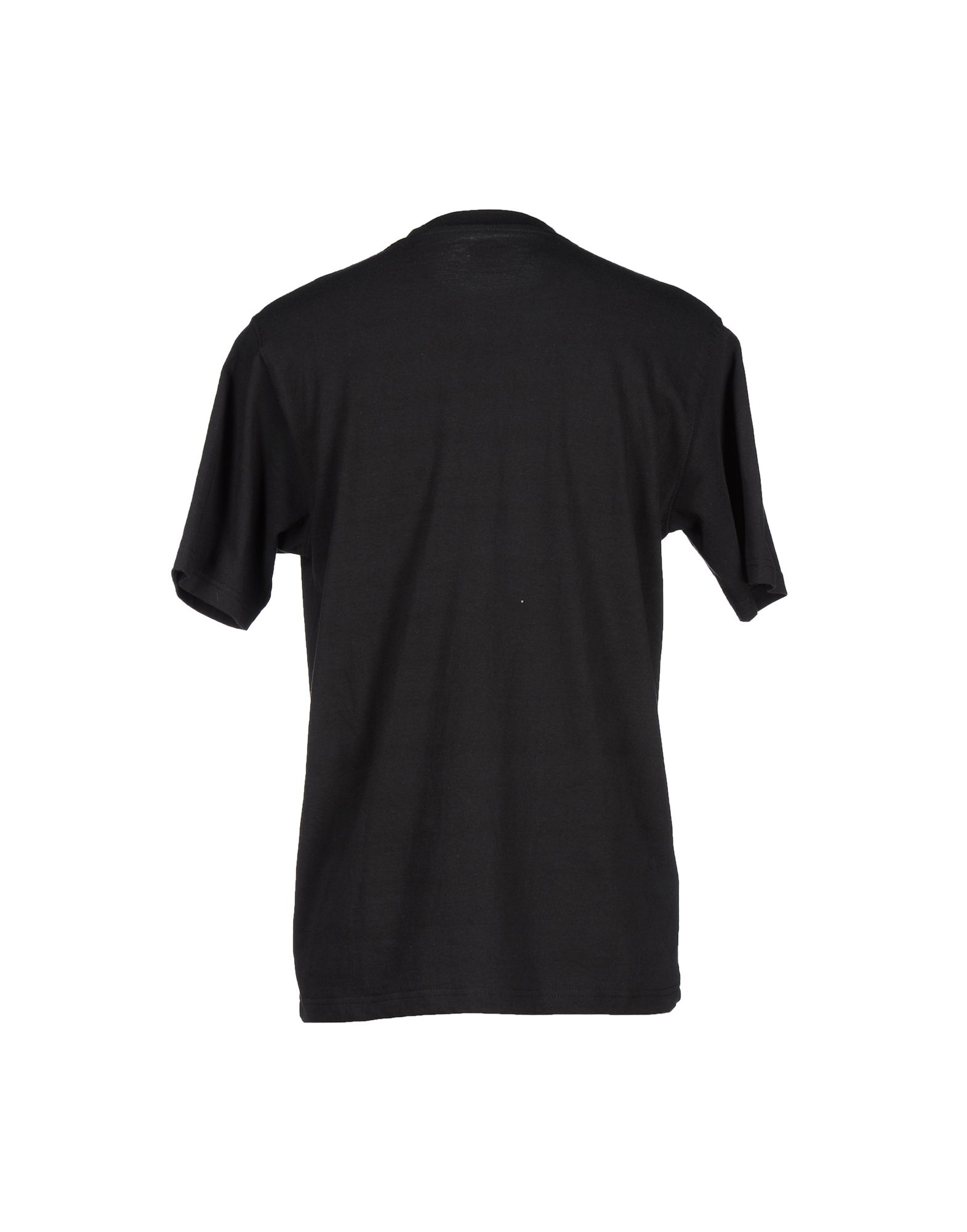 Dickies t shirt in black lyst for Dickey shirts clothing co