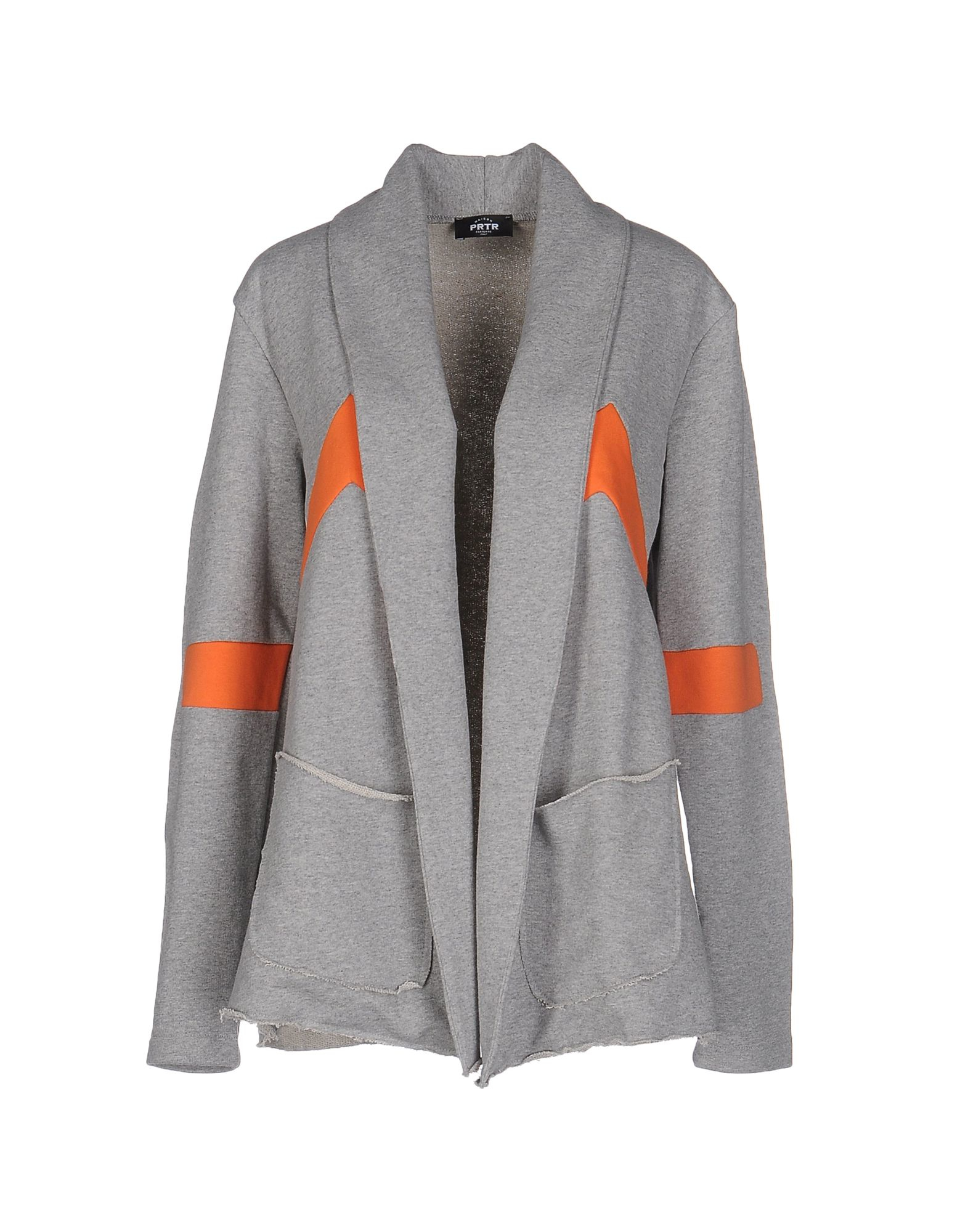 maison parterre sweatshirt in gray lyst. Black Bedroom Furniture Sets. Home Design Ideas
