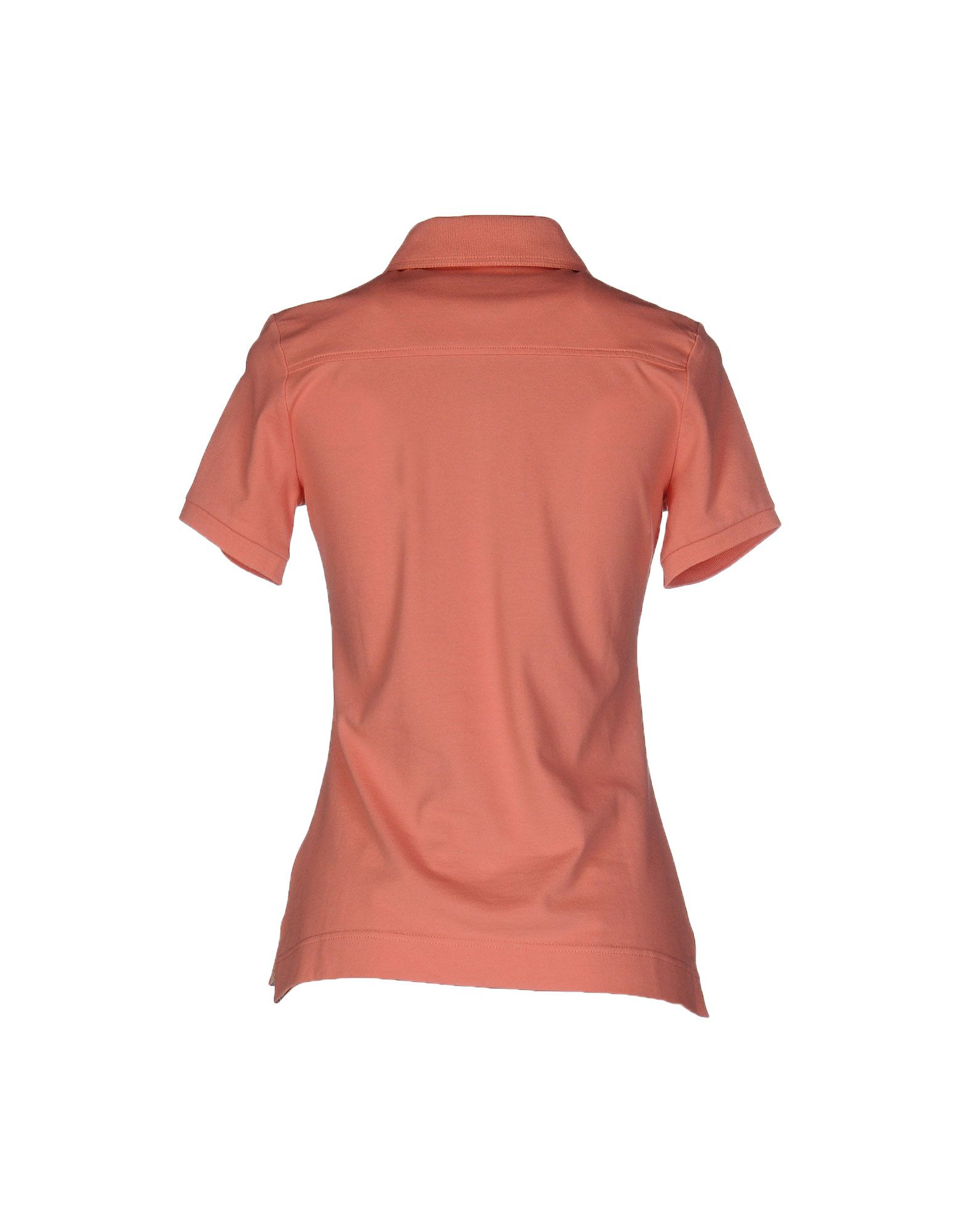 Barbour Polo Shirt In Red Lyst