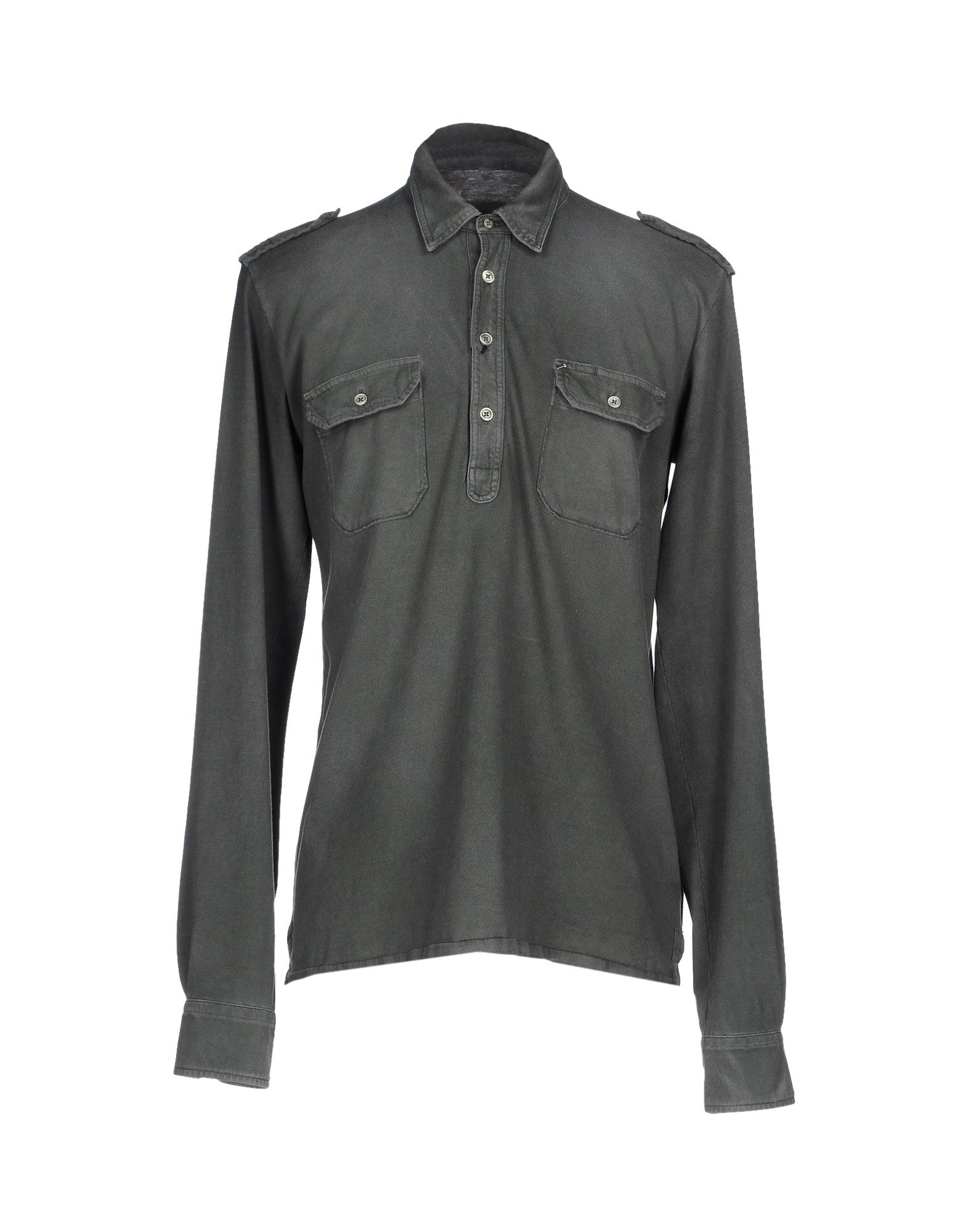 Mason 39 S T Shirt In Multicolor For Men Military Green Lyst