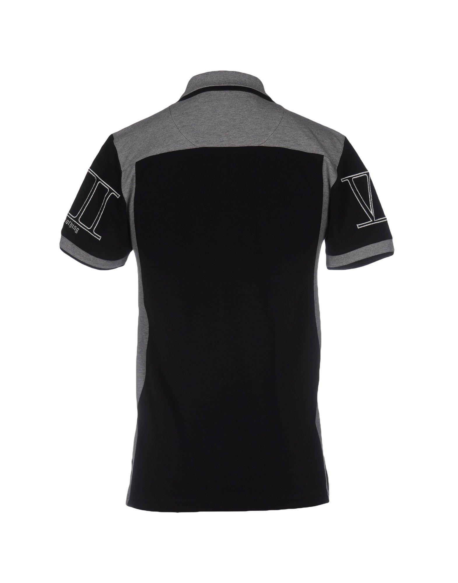 print from iphone lyst philipp plein polo shirt in black for 12808