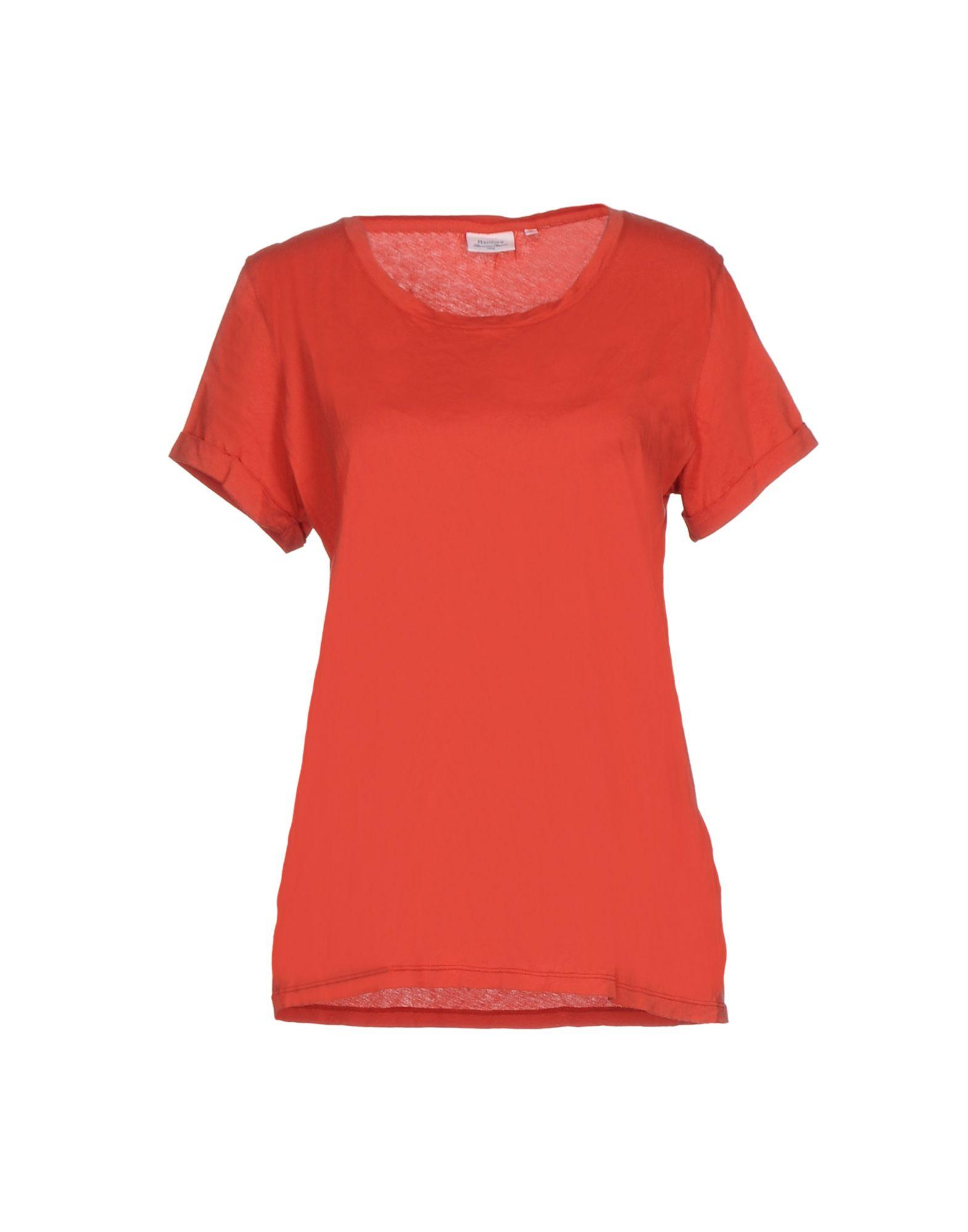 Lyst hartford t shirt in red for T shirt printing hartford ct