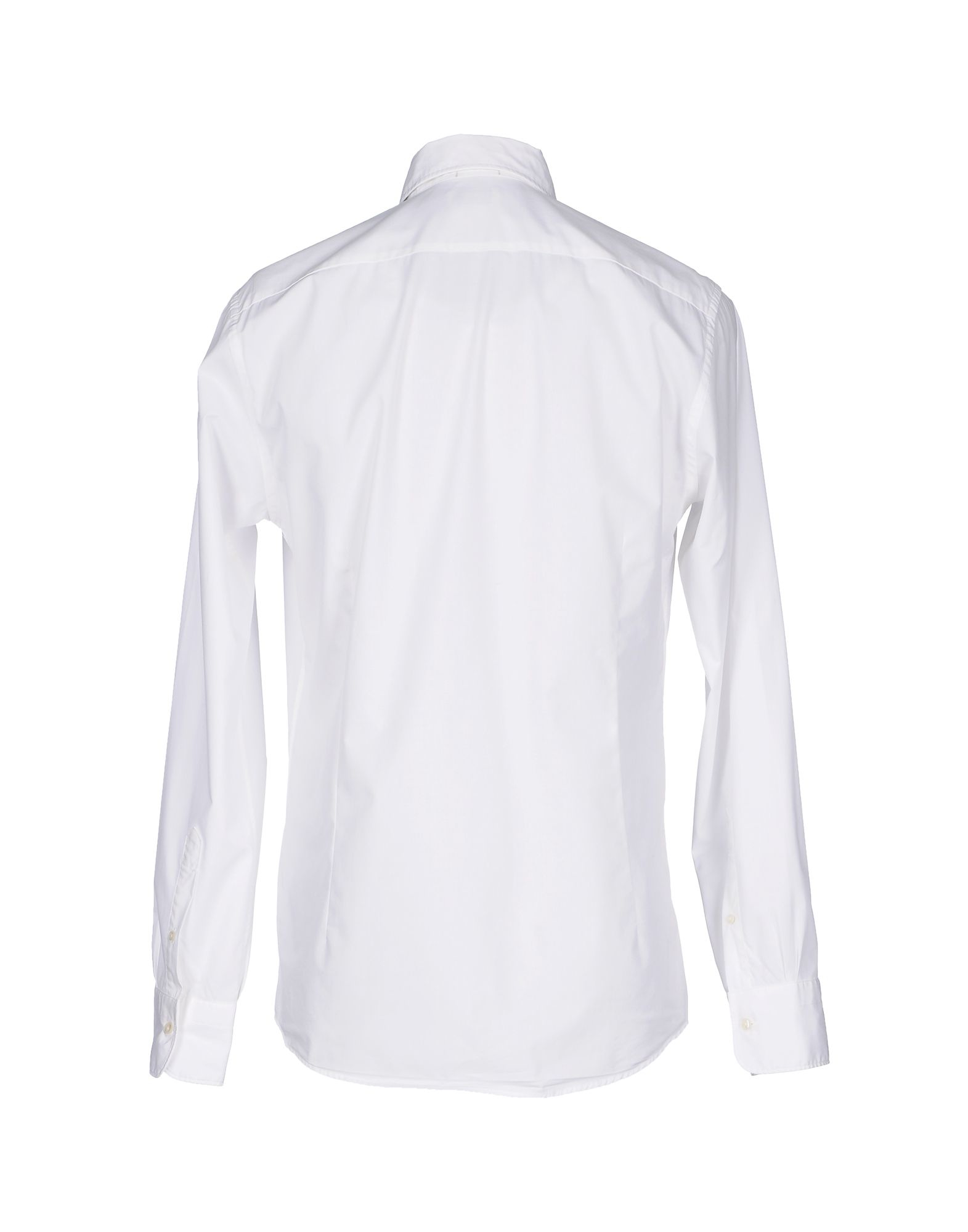 Atelier scotch shirt in white for men lyst for Atelier maison scotch