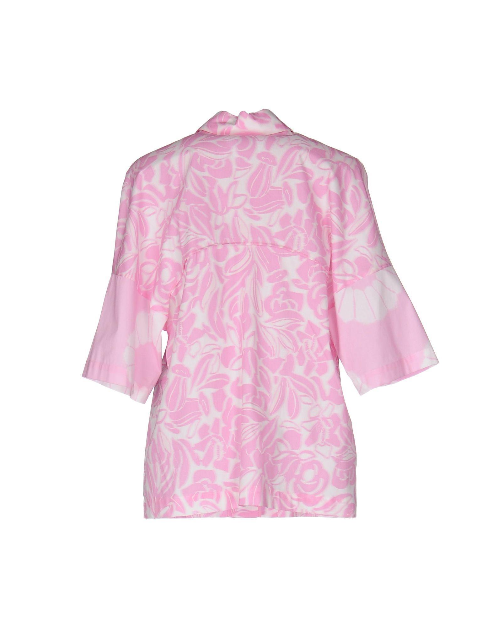 Cat Jack T Shirt Pink