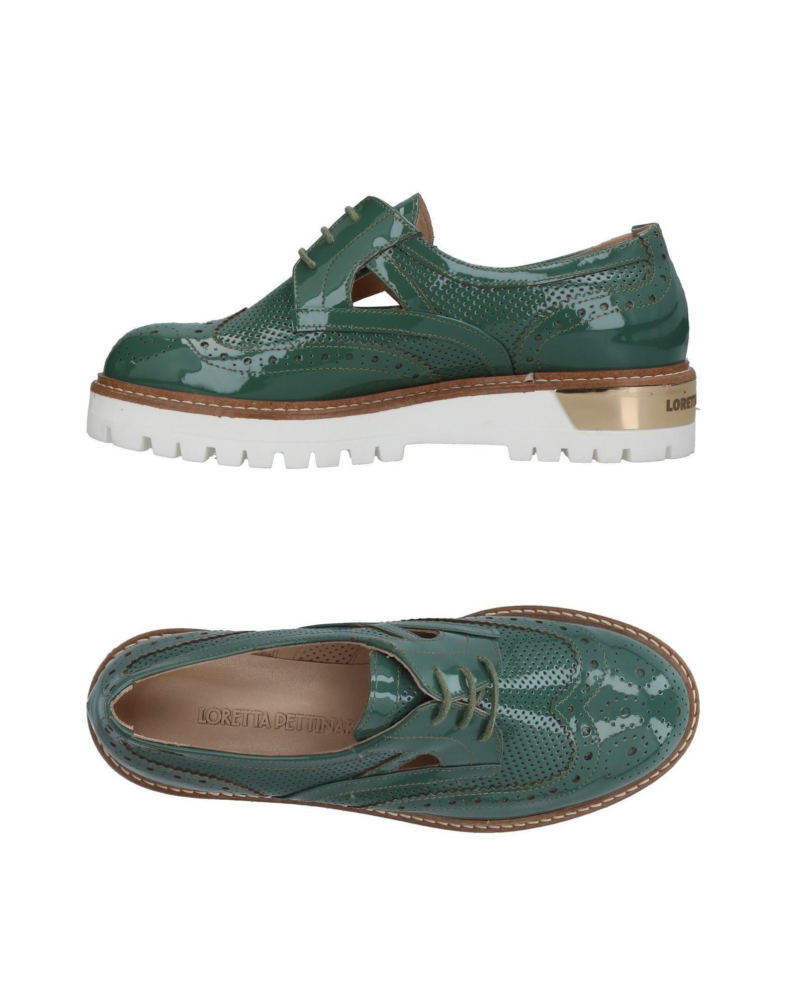 FOOTWEAR - Lace-up shoes Loretta Pettinari RHnBf06