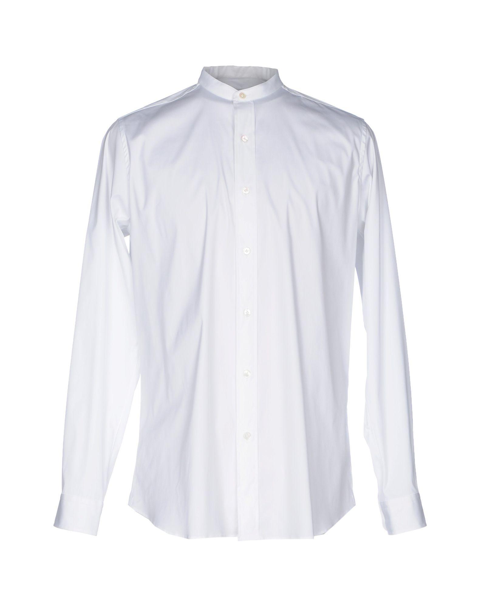 Ports 1961 Shirt in White for Men