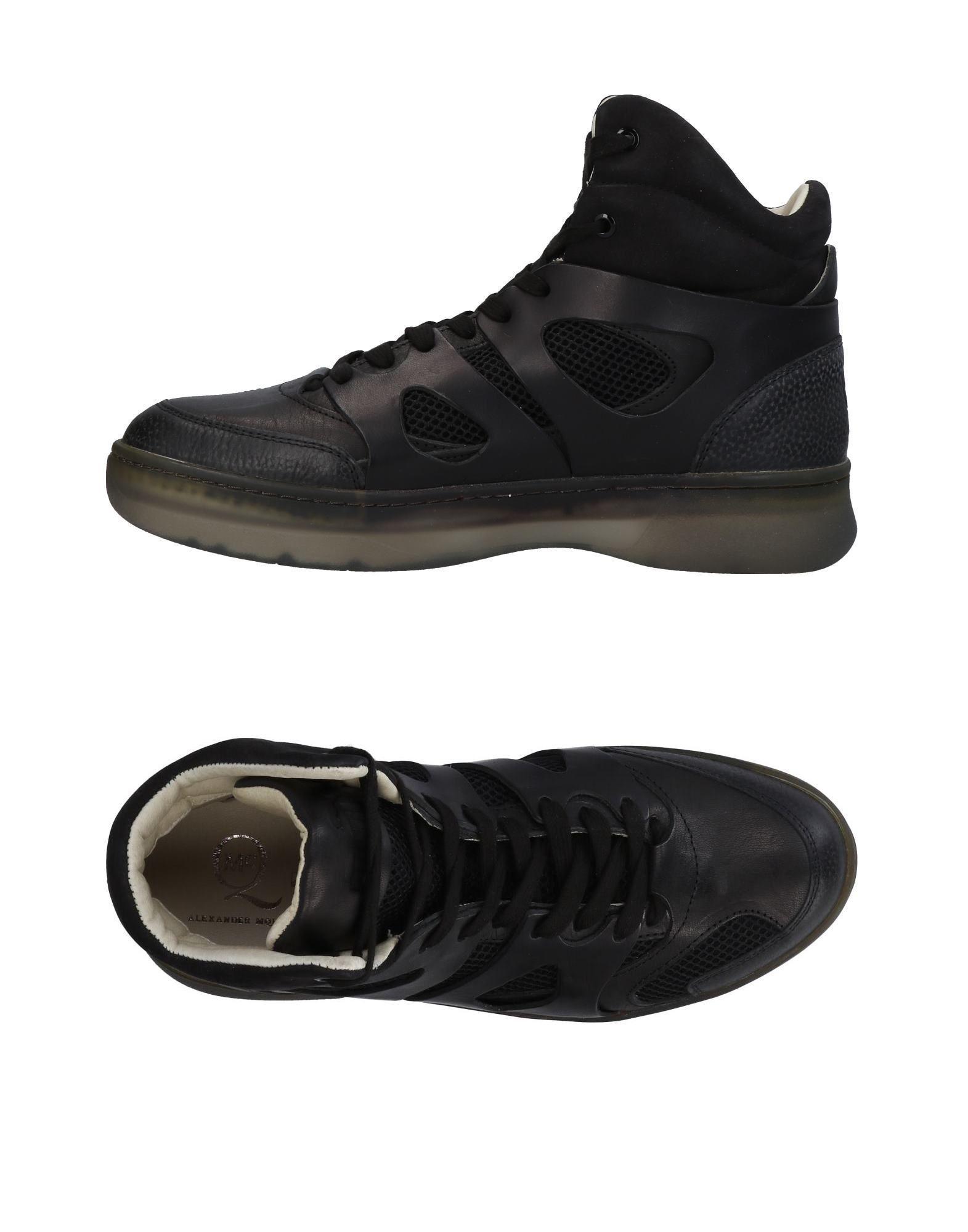 ea4056bb47d Lyst - Alexander Mcqueen X Puma High-tops   Sneakers in Black