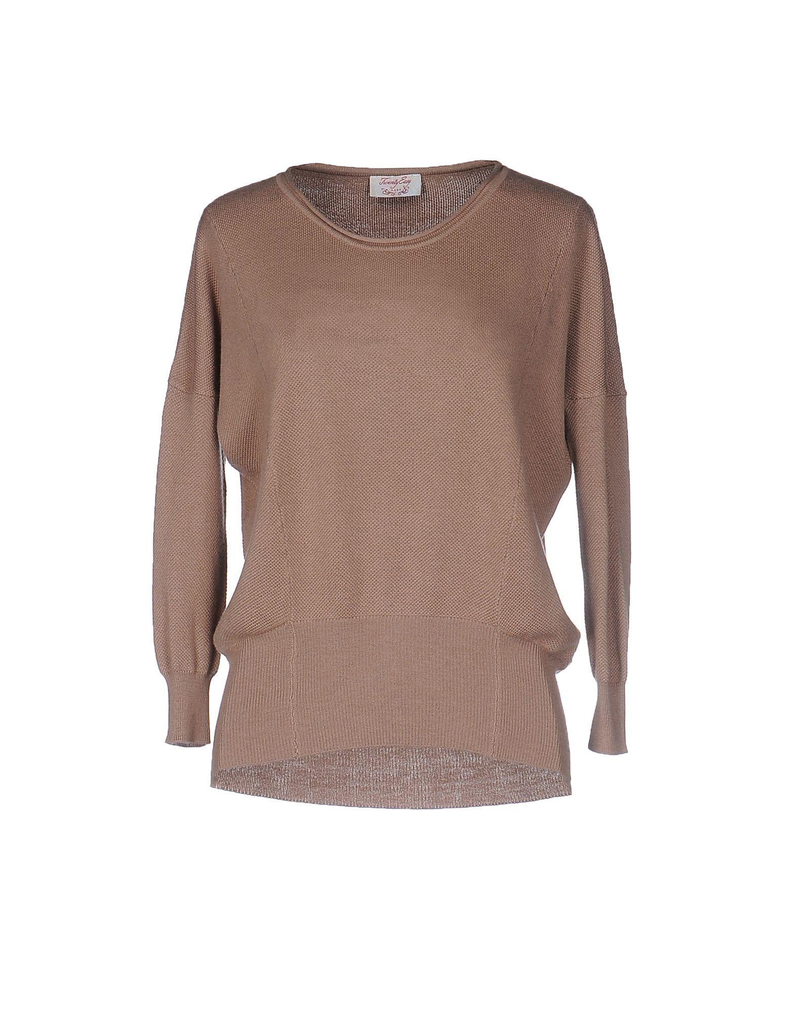 Lyst - Twenty Easy By Kaos Sweater in Gray