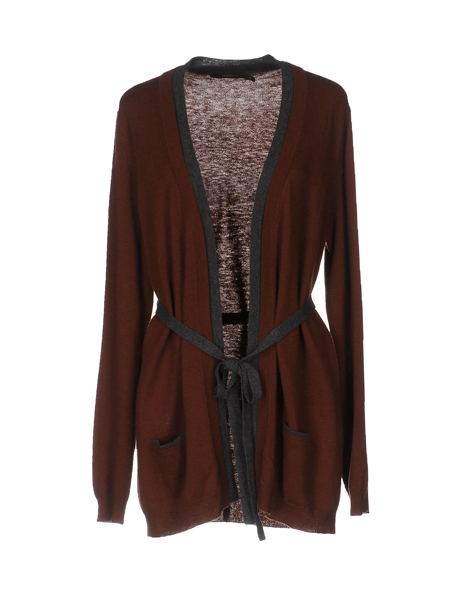 Womens Brown Cardigan 32