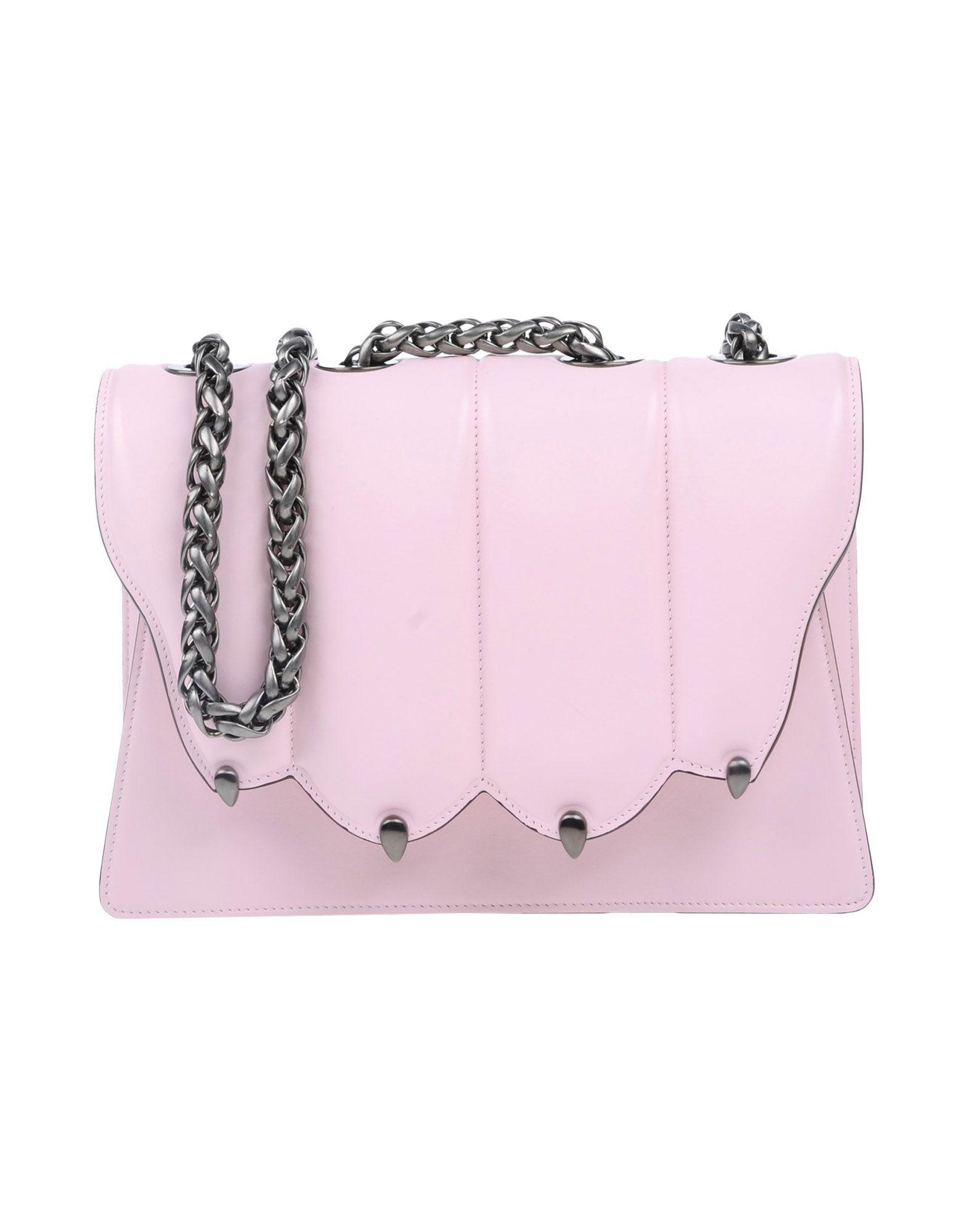 Petite Griffe bag - Pink & Purple Marco De Vincenzo m9znFIEcq