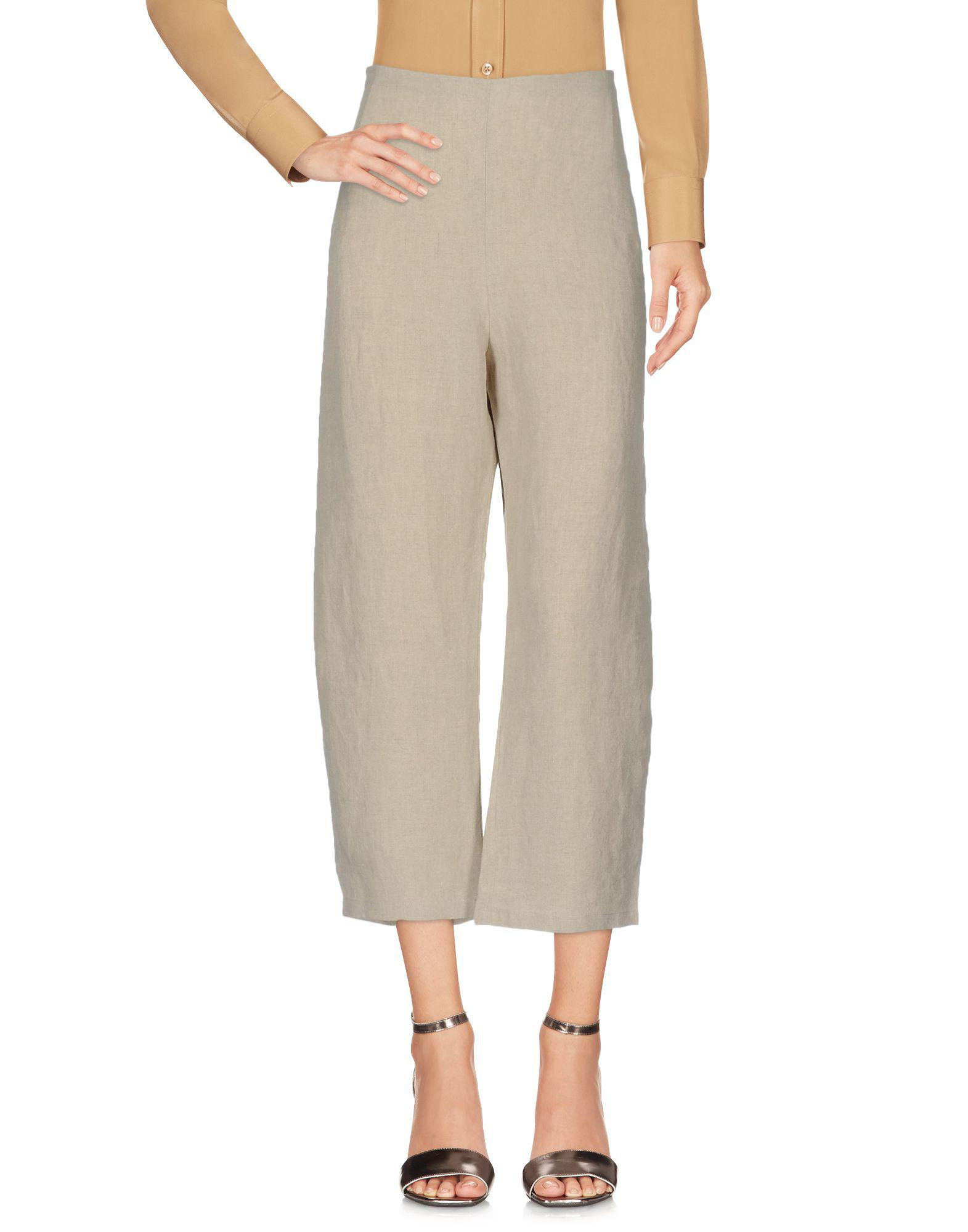 TROUSERS - 3/4-length trousers Apuntob Genuine Sale Online Exclusive IKKPE