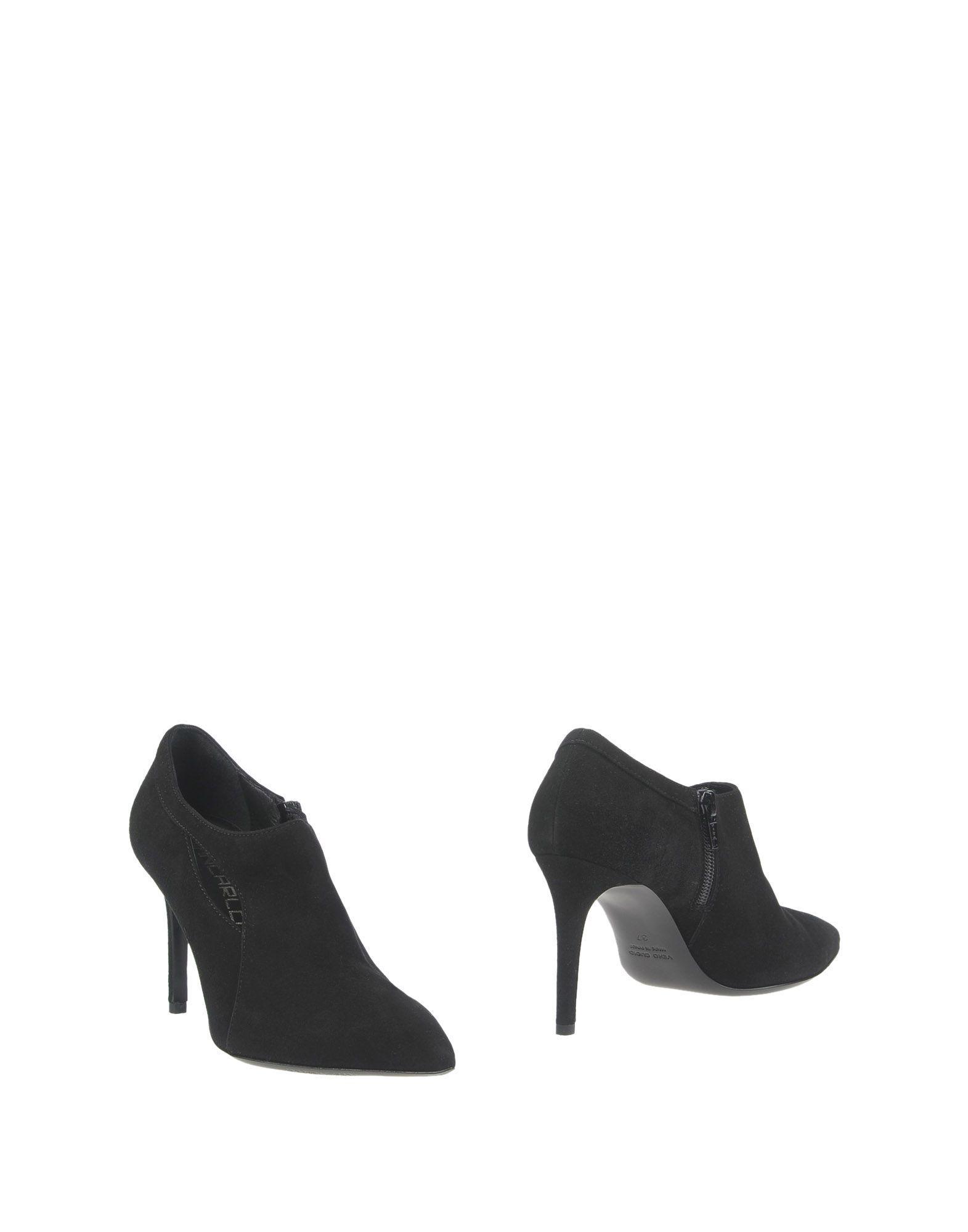 FOOTWEAR - Shoe boots Giancarlo Paoli MopO9Akux