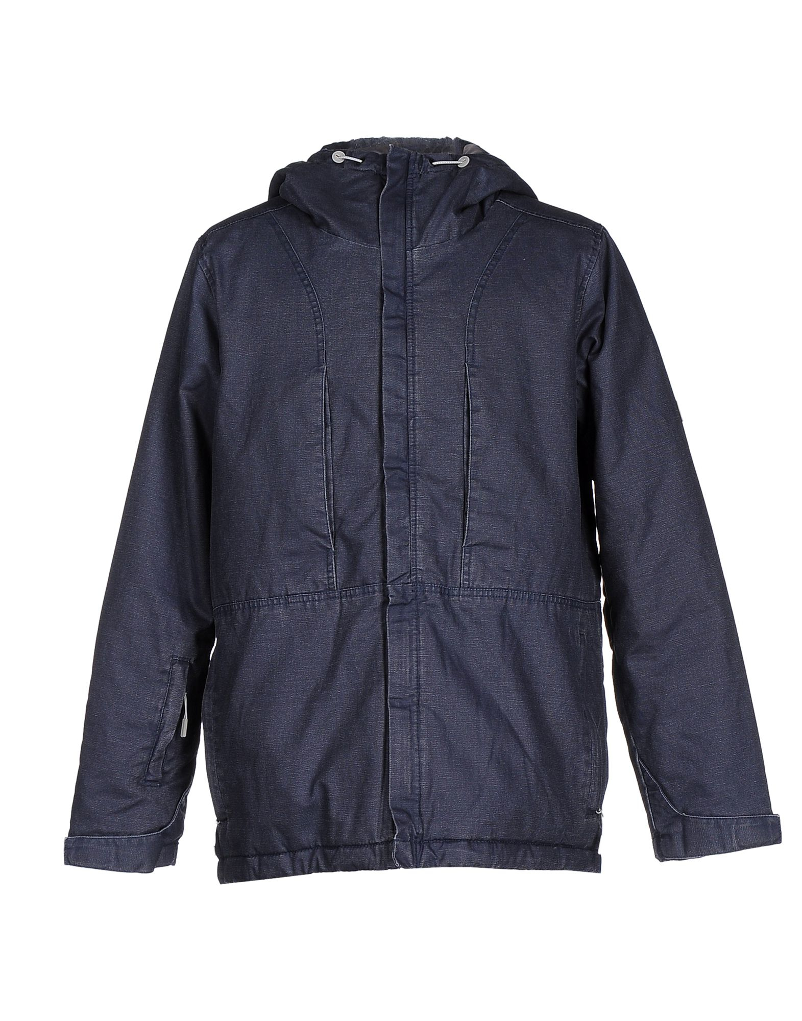 Bench jacket in blue for men lyst Bench jacket