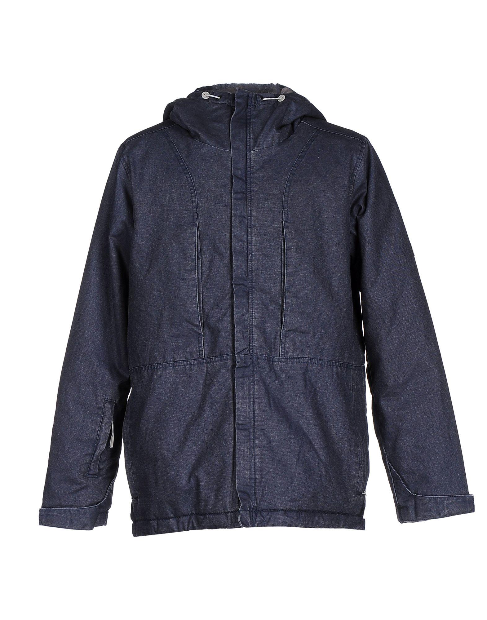 Bench Jacket In Blue For Men Lyst