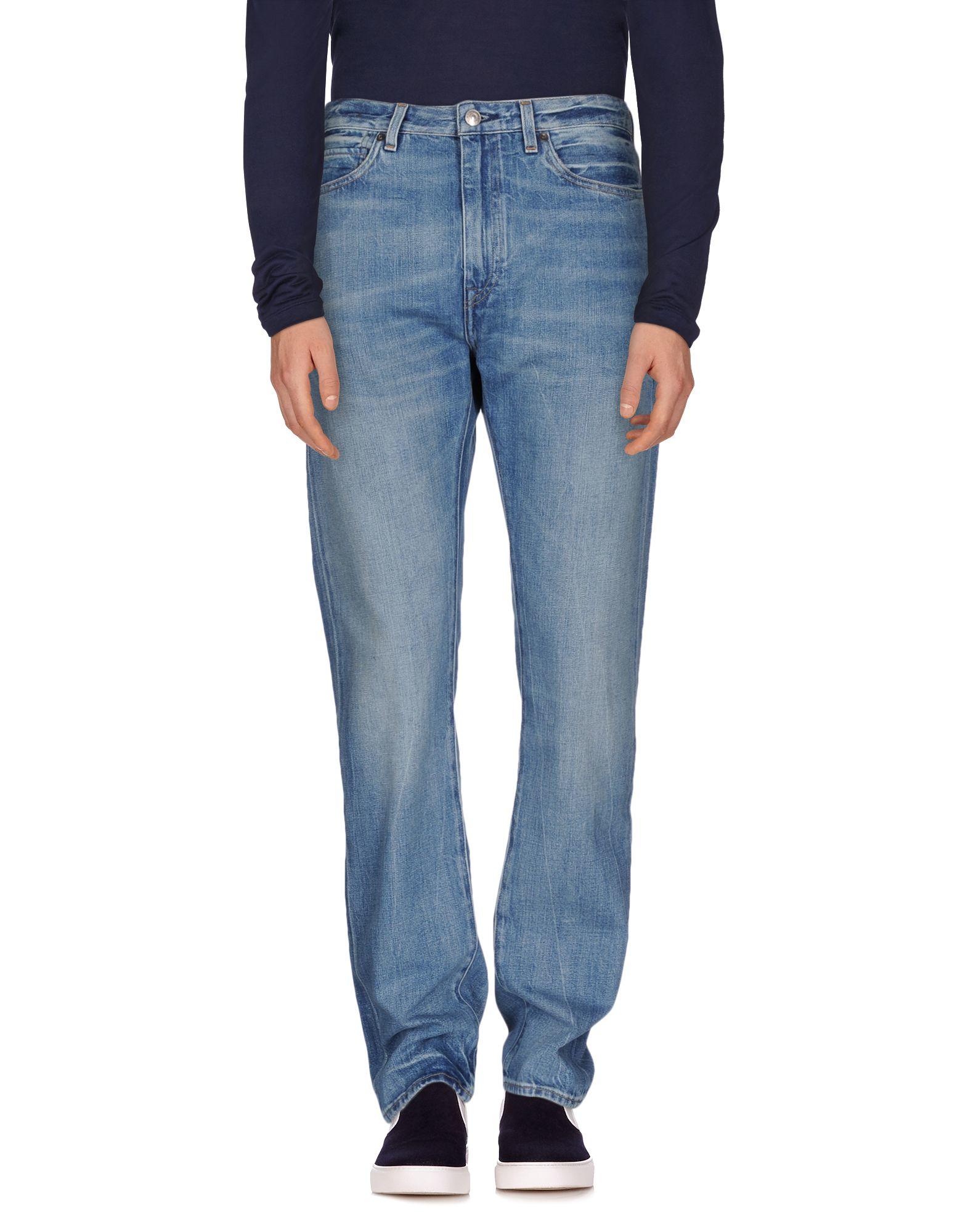 lyst levi 39 s denim pants in blue for men. Black Bedroom Furniture Sets. Home Design Ideas