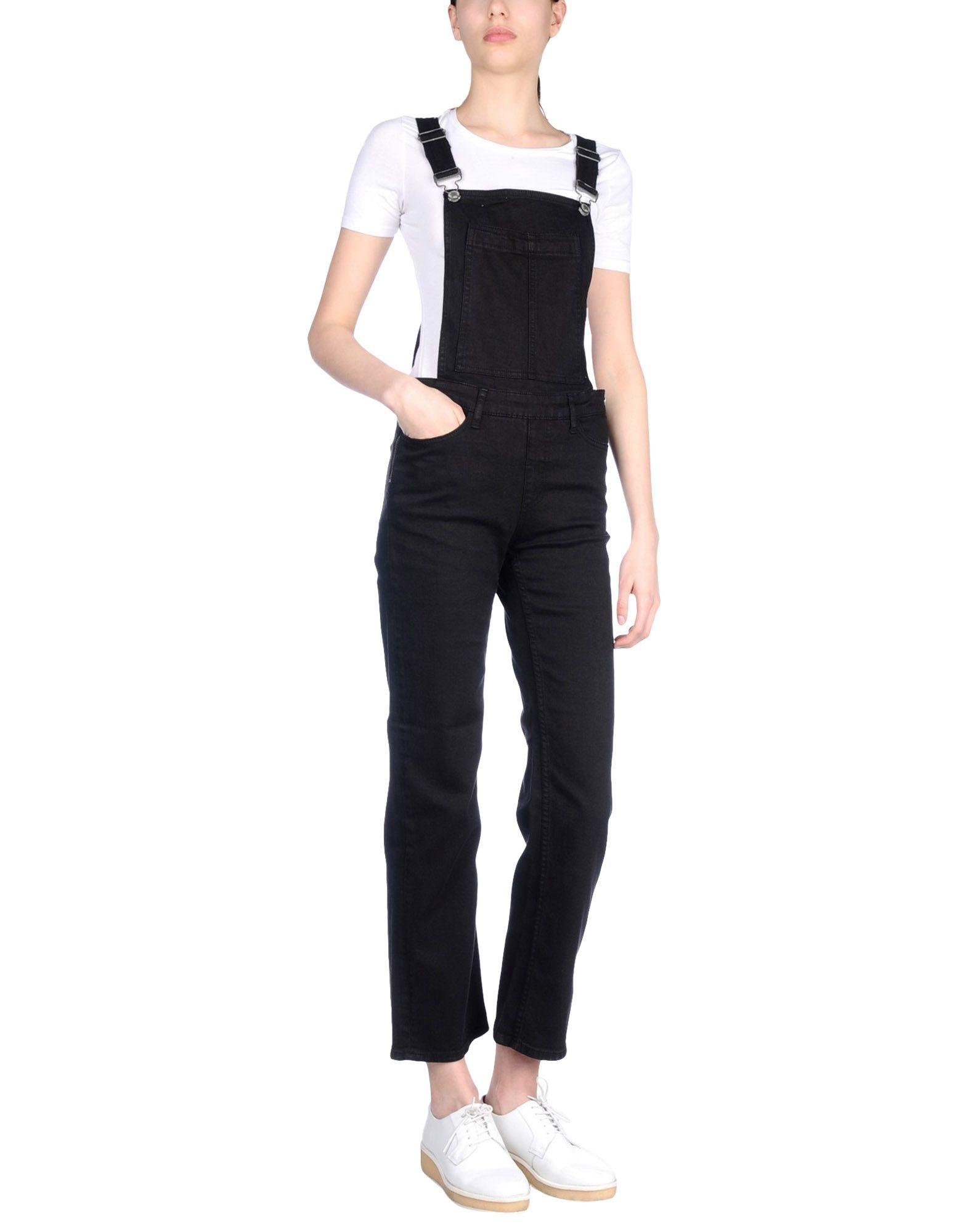 Cheap monday Overalls in Black | Lyst