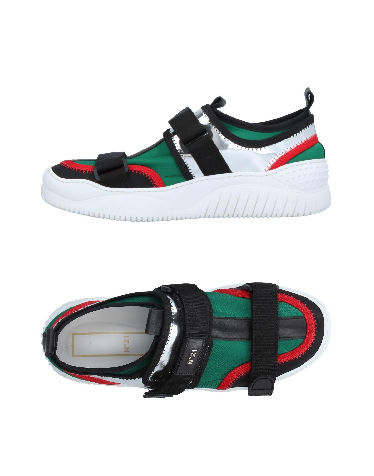 Free Shipping Low Shipping Fee FOOTWEAR - Low-tops & sneakers N°21 Clearance Professional Visit Cheap Price Countdown Package Cheap Price 100% Guaranteed Cheap Price JZtub1dFq
