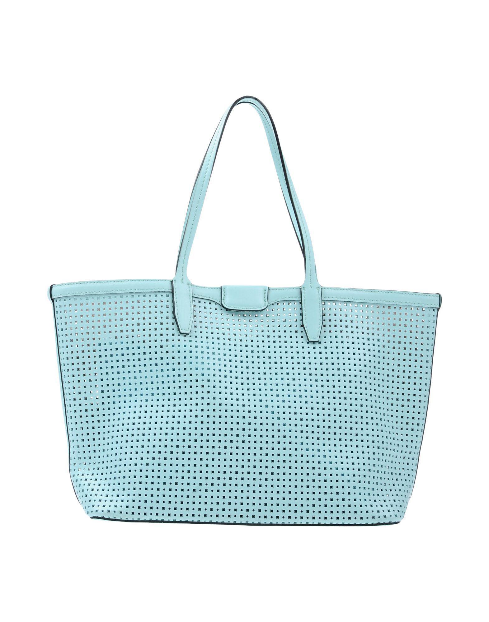 6d5b9b629aef59 Lyst - Gianni Chiarini Handbag in Blue
