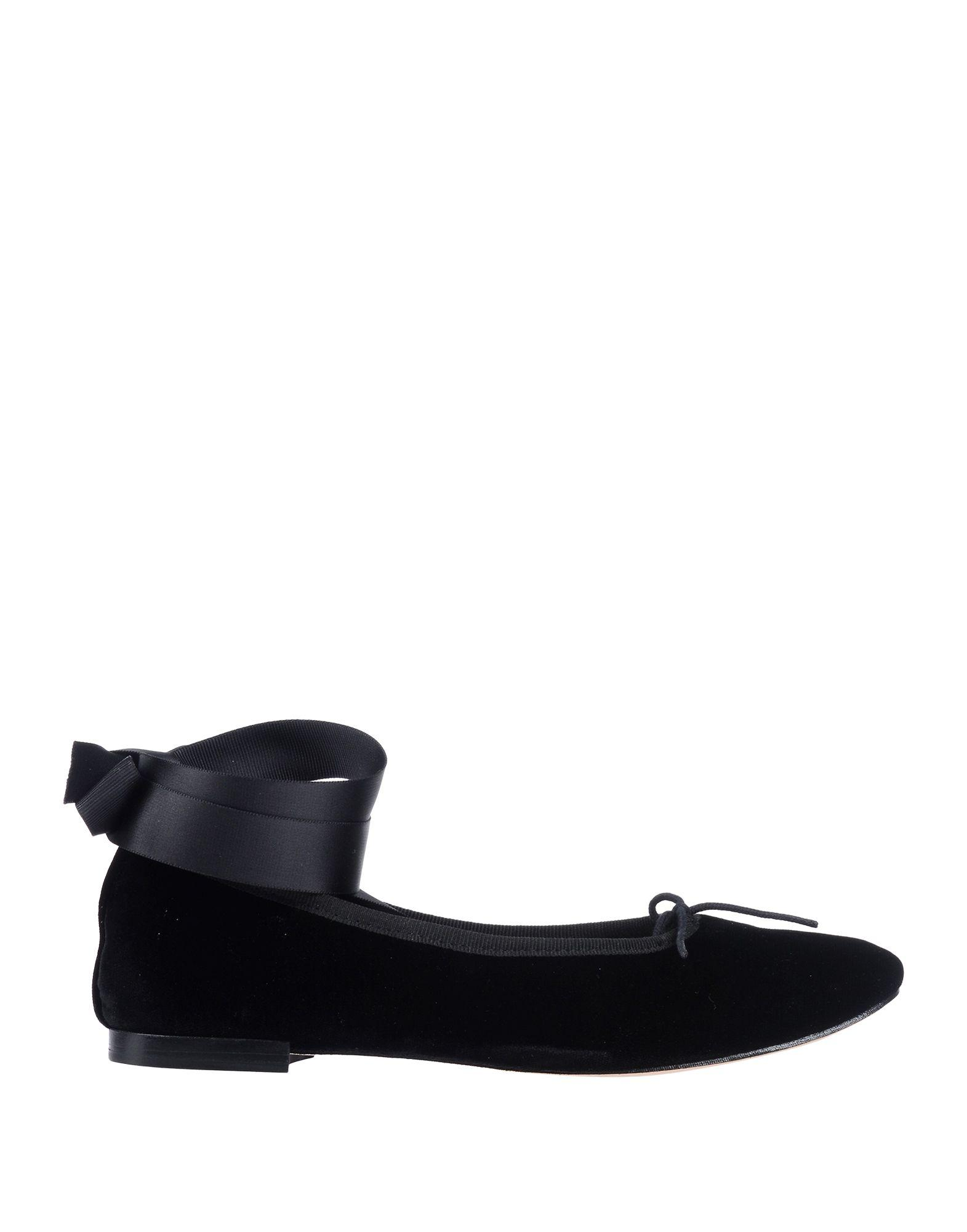 6118b927c333 Repetto Ballet Flats in Black - Lyst