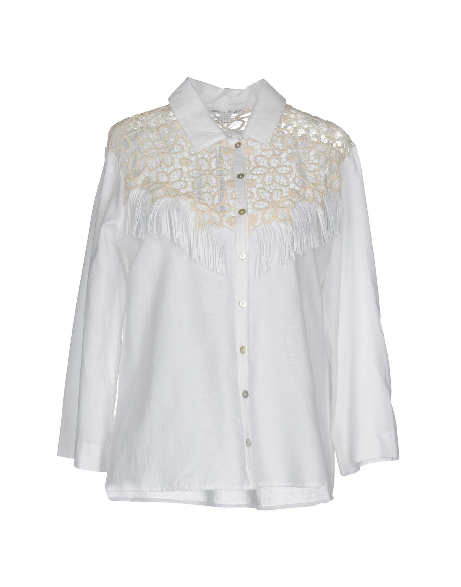 Buy Cheap Discount SHIRTS - Shirts Raffaela D´angelo Free Shipping New Styles Cheap Sale Genuine Limited Edition Cheap Price TNg4IqVde