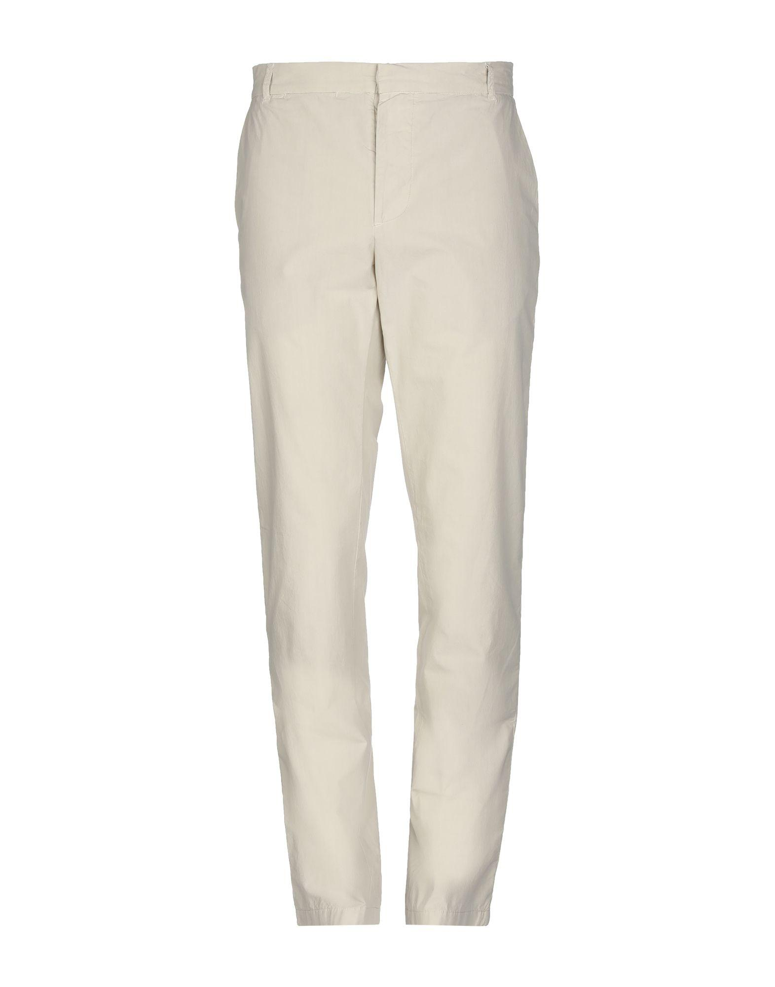 bba8cd414d9b Lyst - Band Of Outsiders Casual Trouser in Natural for Men