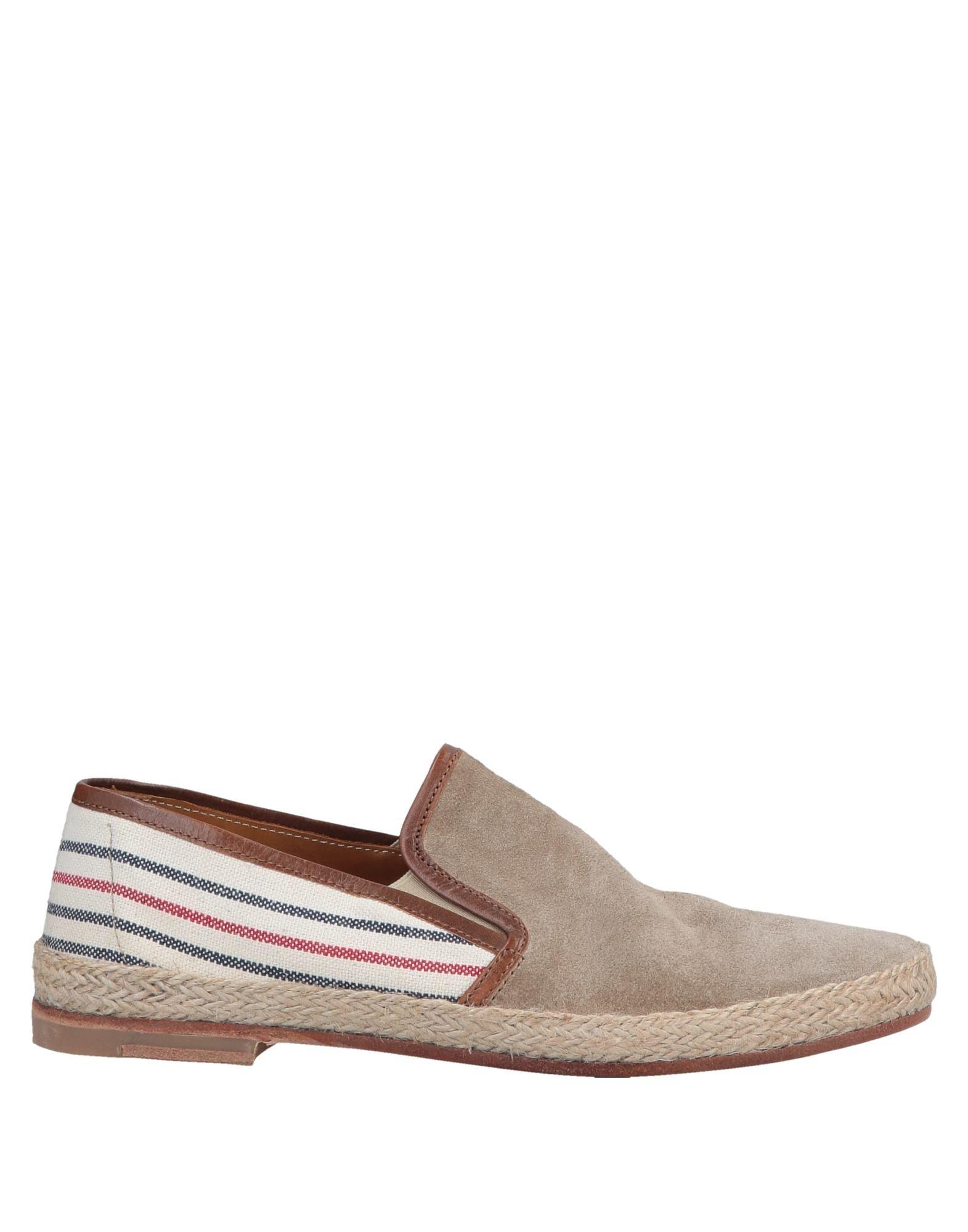 2bf584e4379 Lyst - N.D.C. Made By Hand Espadrilles in Natural for Men