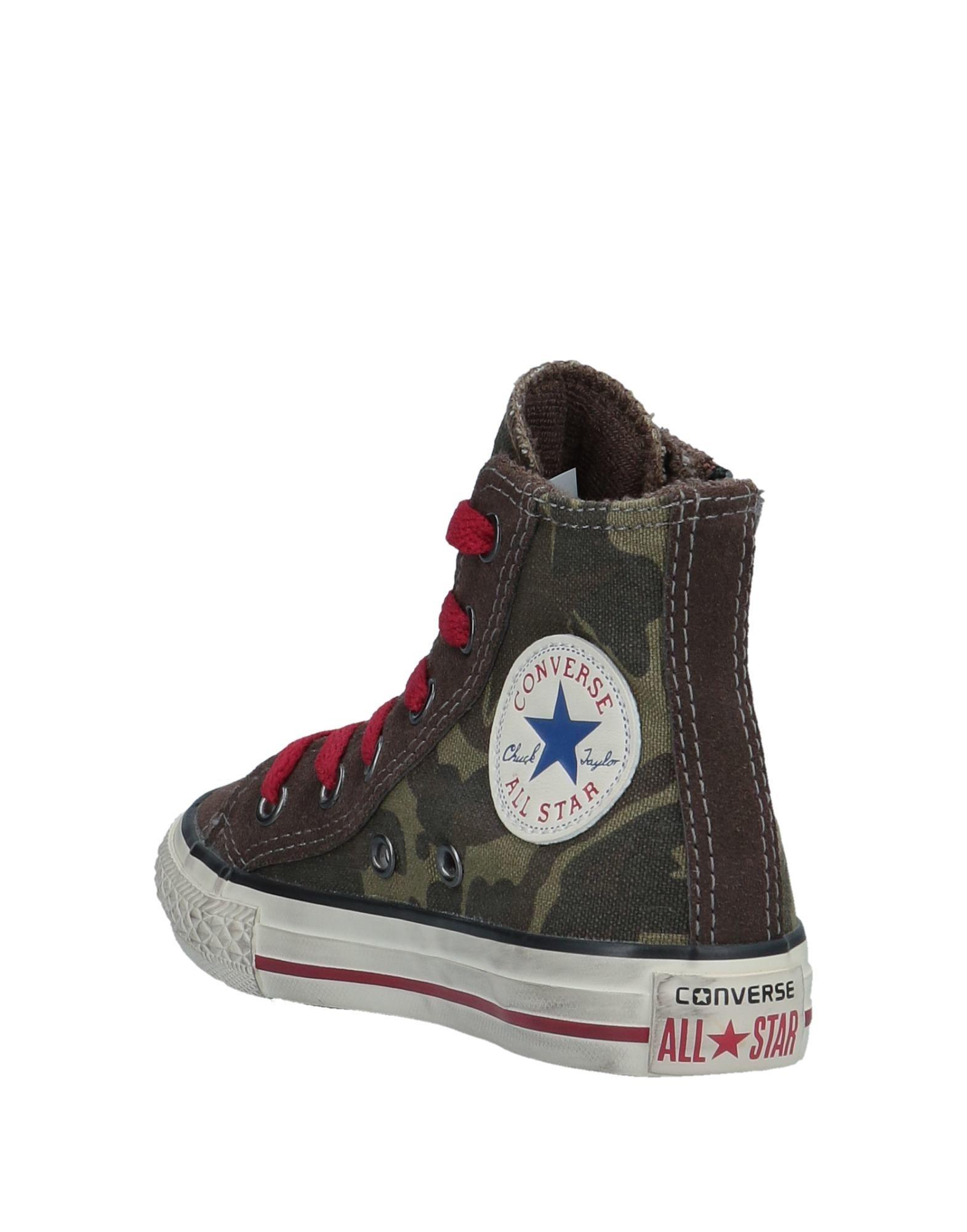 eecf90ad863 Lyst - Converse High-tops   Sneakers in Green for Men