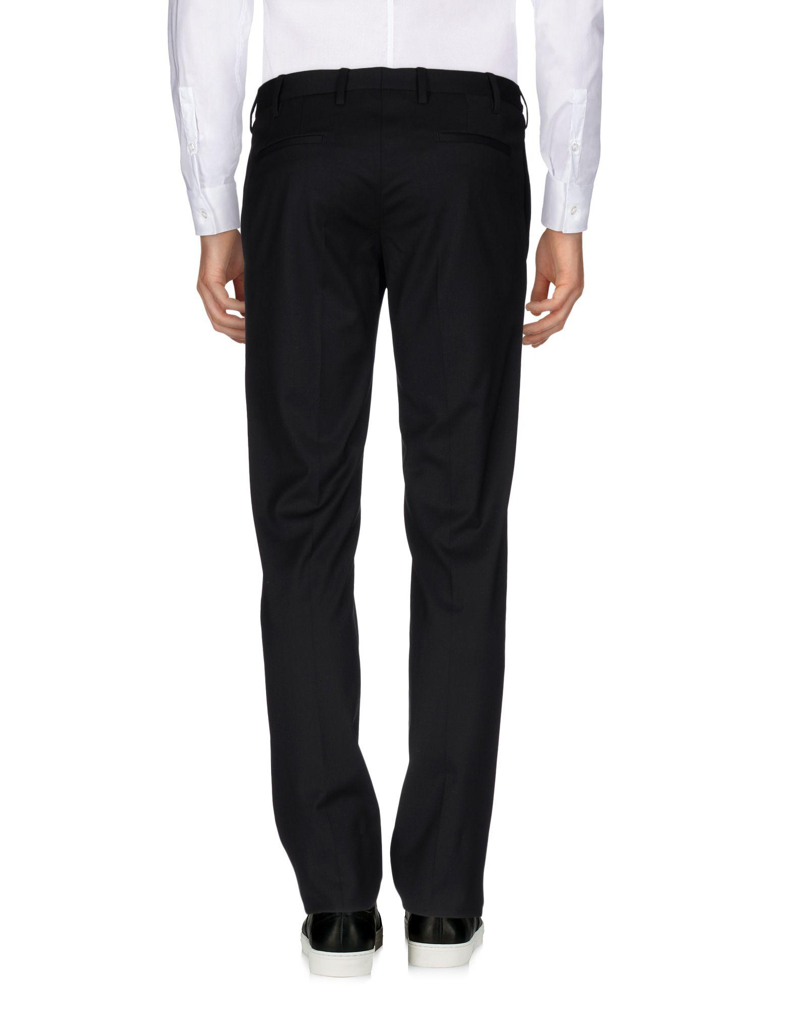 06649818acee Lyst - Belstaff Casual Pants in Black for Men
