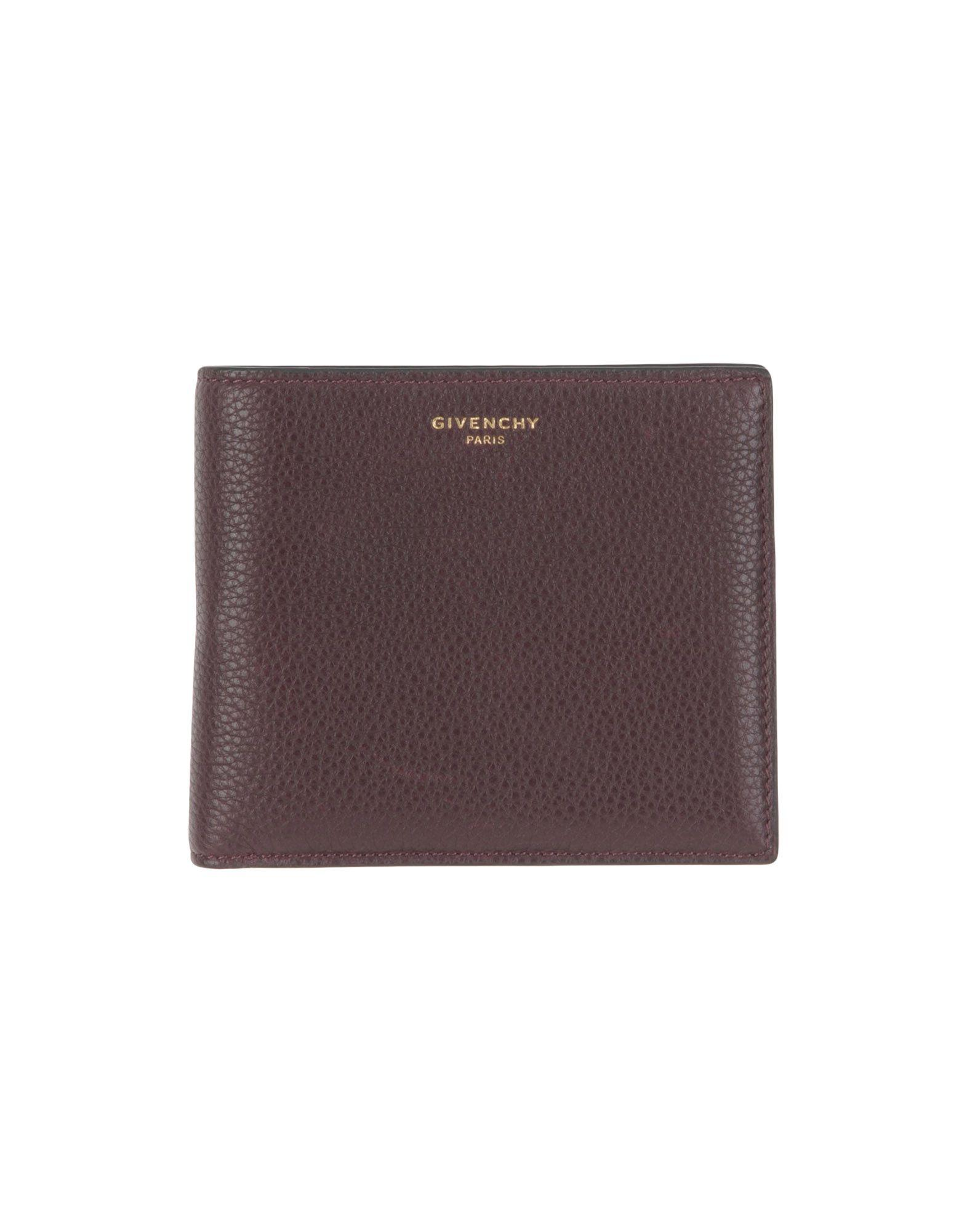 Lyst Givenchy Wallet In Purple