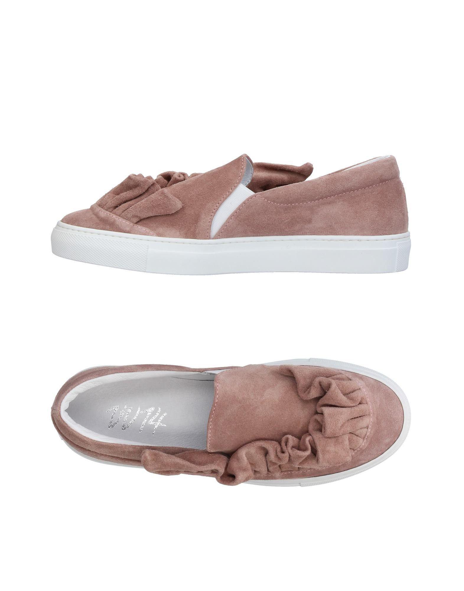 online store 20859 a61dd via-vela-14-Light-brown-Low-tops-Sneakers.jpeg