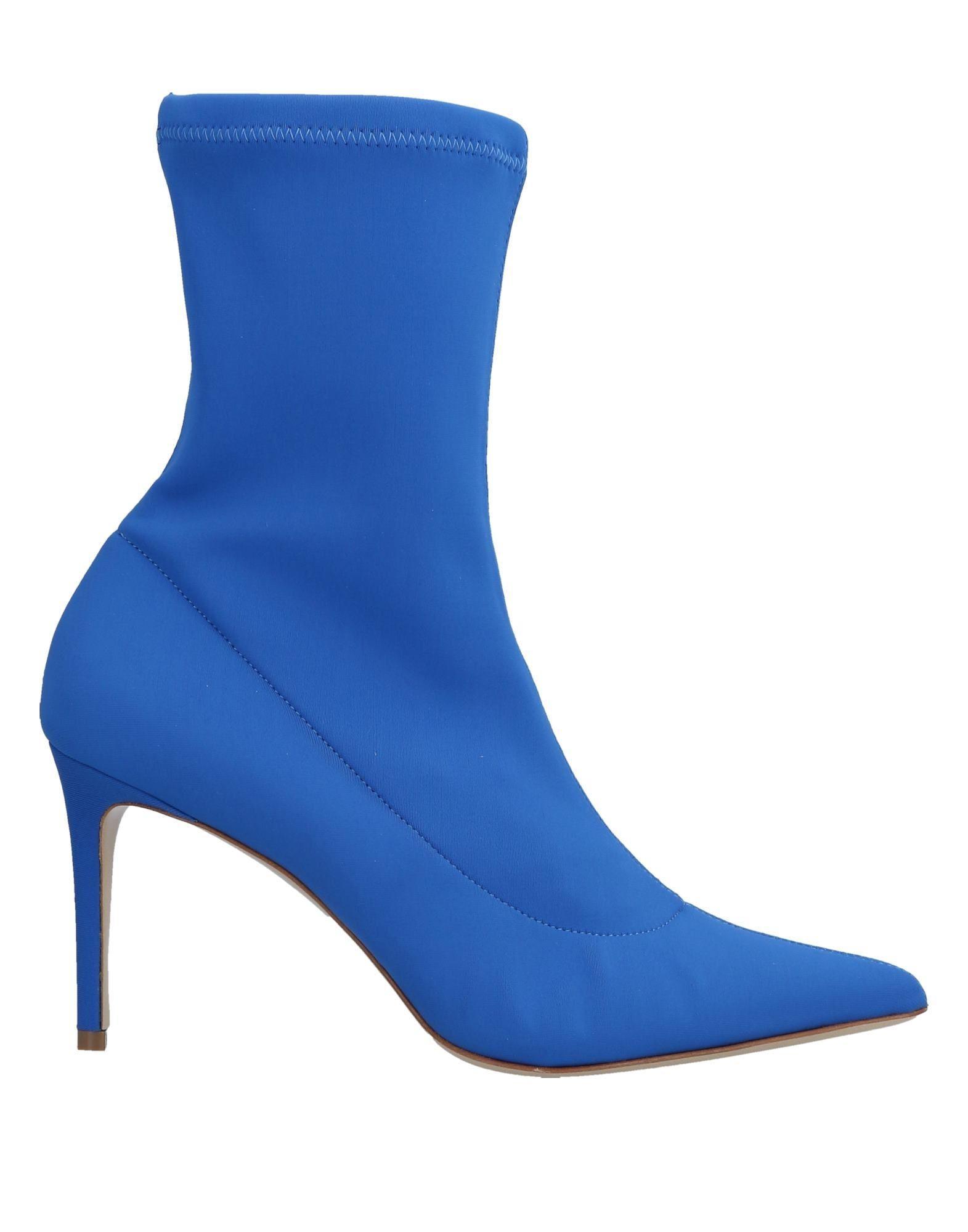 73b3b6af1f98 Lyst - Aldo Castagna Ankle Boots in Blue