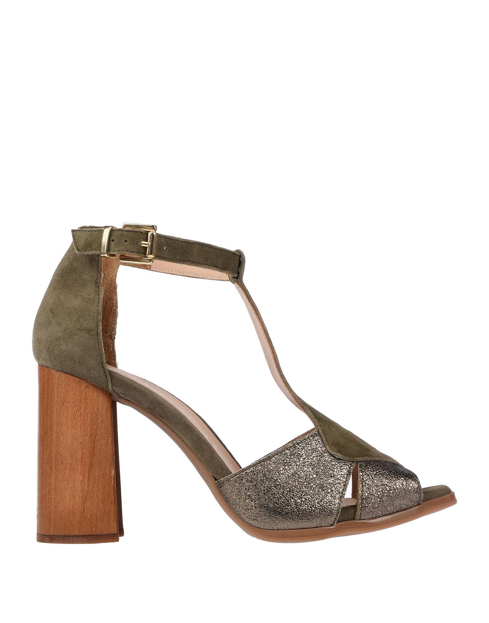 672bd788d6 Unisa Sandals in Green - Lyst