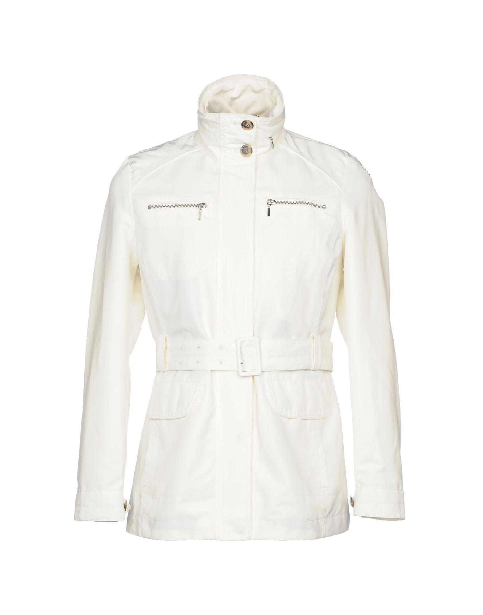 8826b9ea59e Lyst - Geox Jacket in White for Men