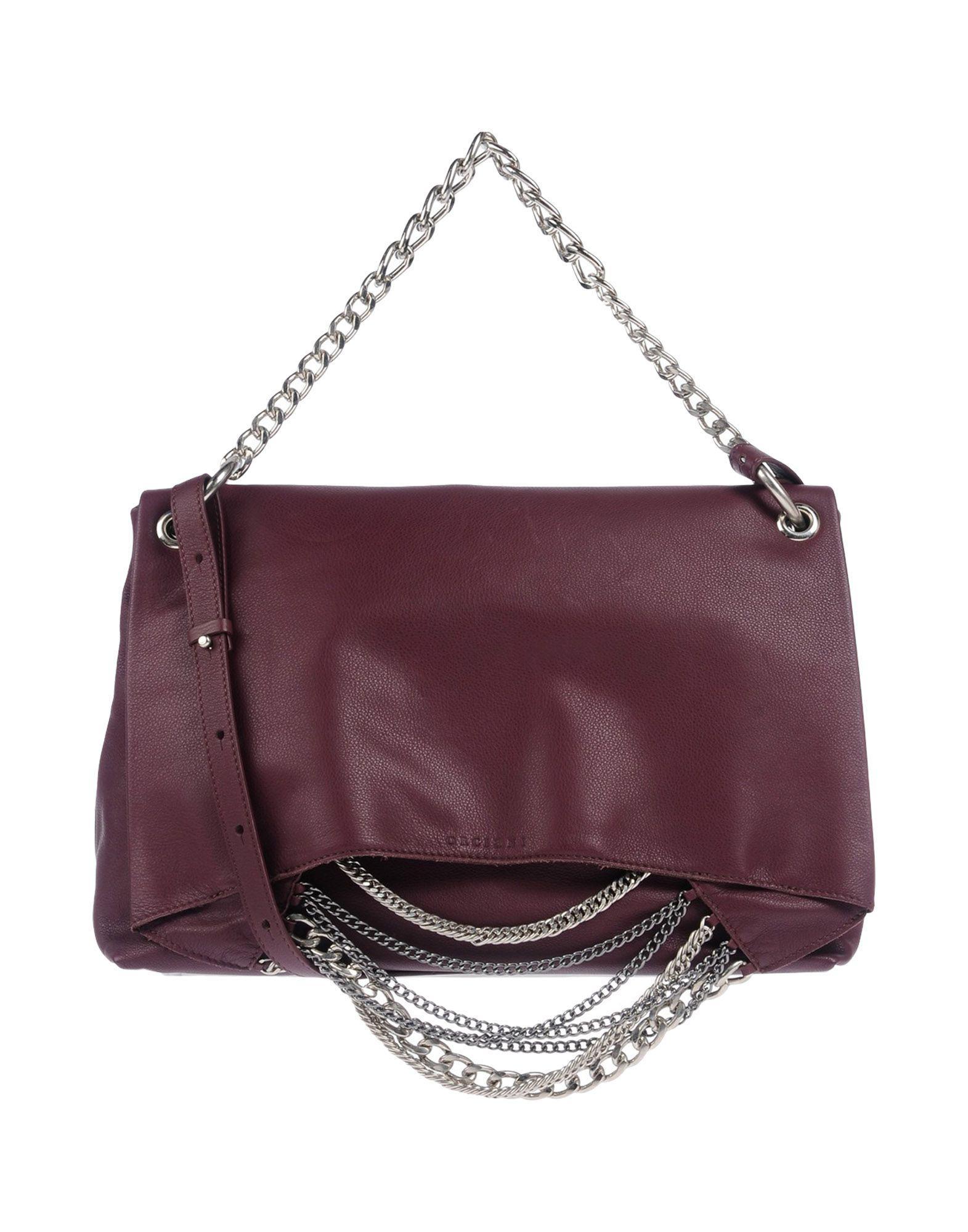 8bd9ef0ca308 Orciani Cross-body Bag in Purple - Lyst