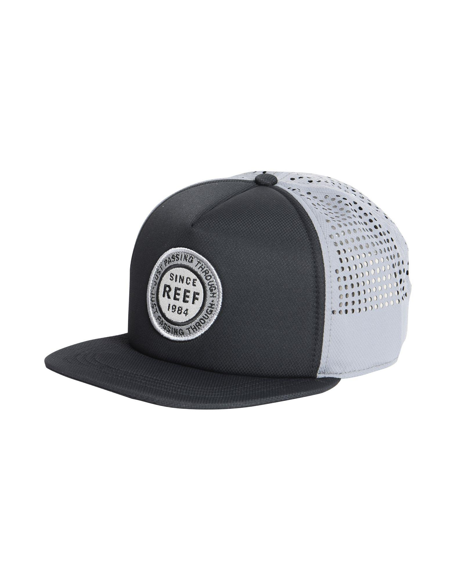 Lyst - Reef Hat in Black for Men 44ef723e781c