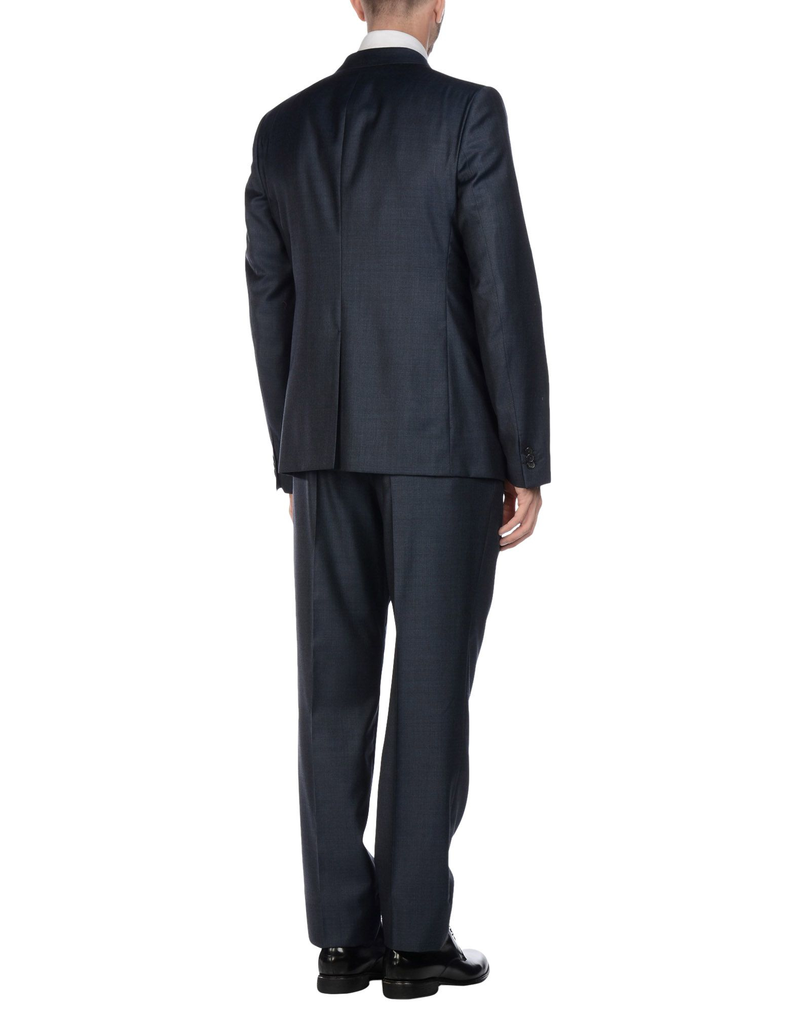lyst jil sander suit in blue for men. Black Bedroom Furniture Sets. Home Design Ideas
