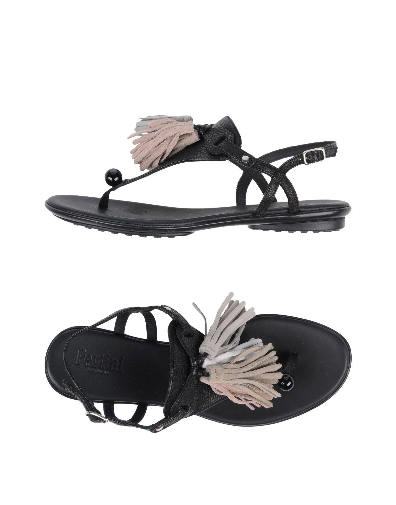 Chaussures - Sandales Entredoigt Pertini XyQ0jYqj