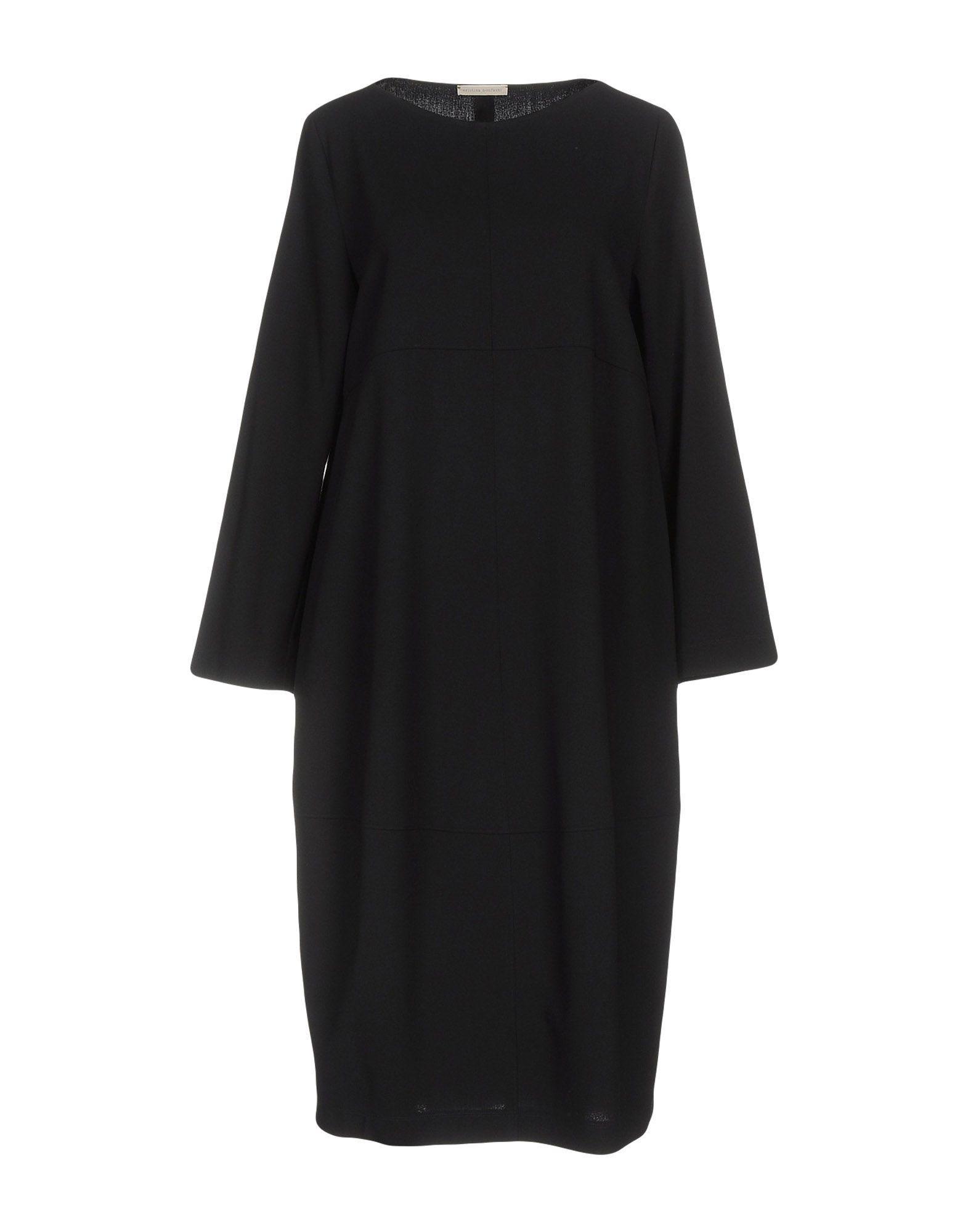 Under 50 Dollars DRESSES - Knee-length dresses Cristina Bonfanti Sale Looking For Buy Cheap Affordable In China Sale Online Good Selling For Sale rsEne