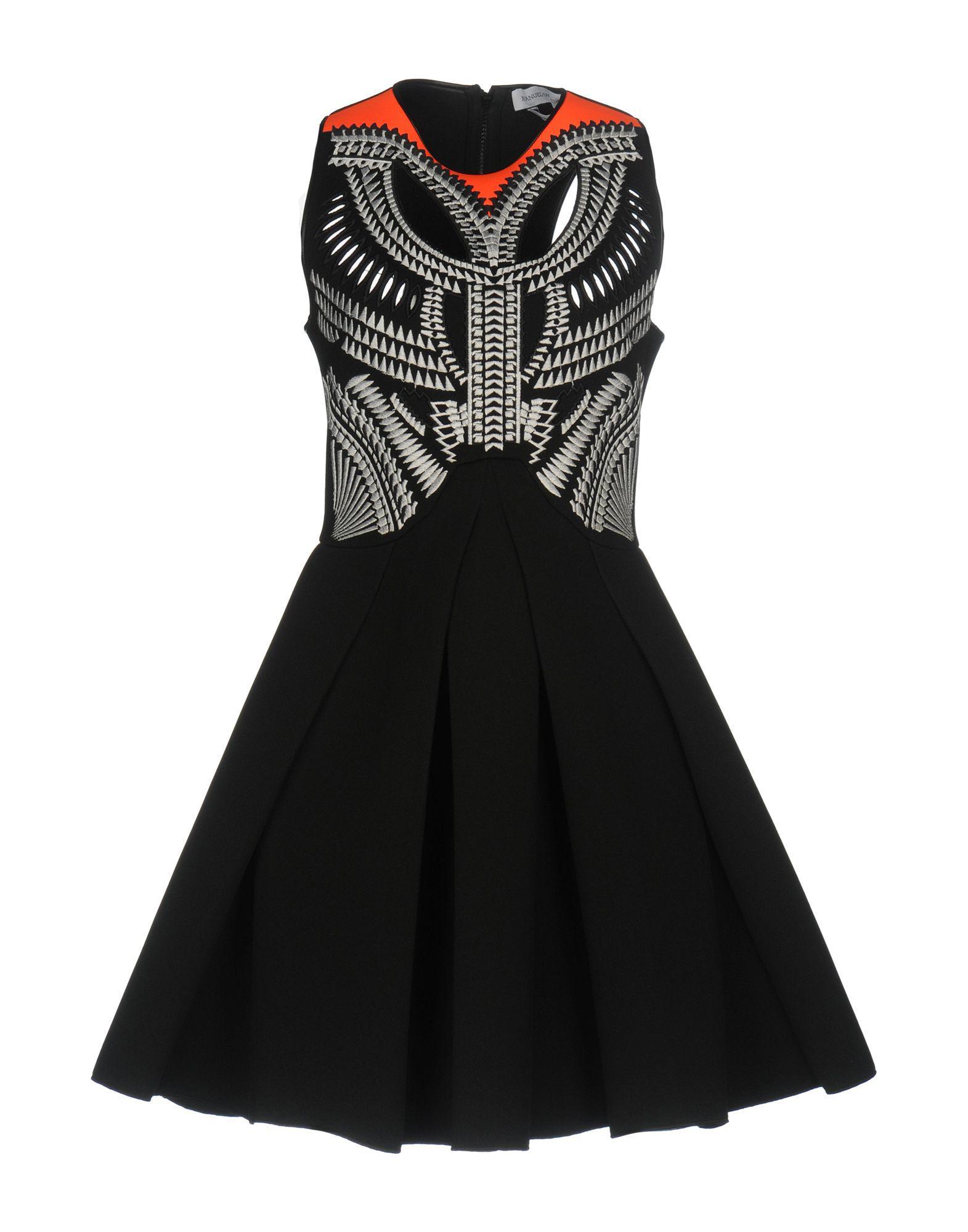 DRESSES - 3/4 length dresses Manuel Facchini xEAKyWD6
